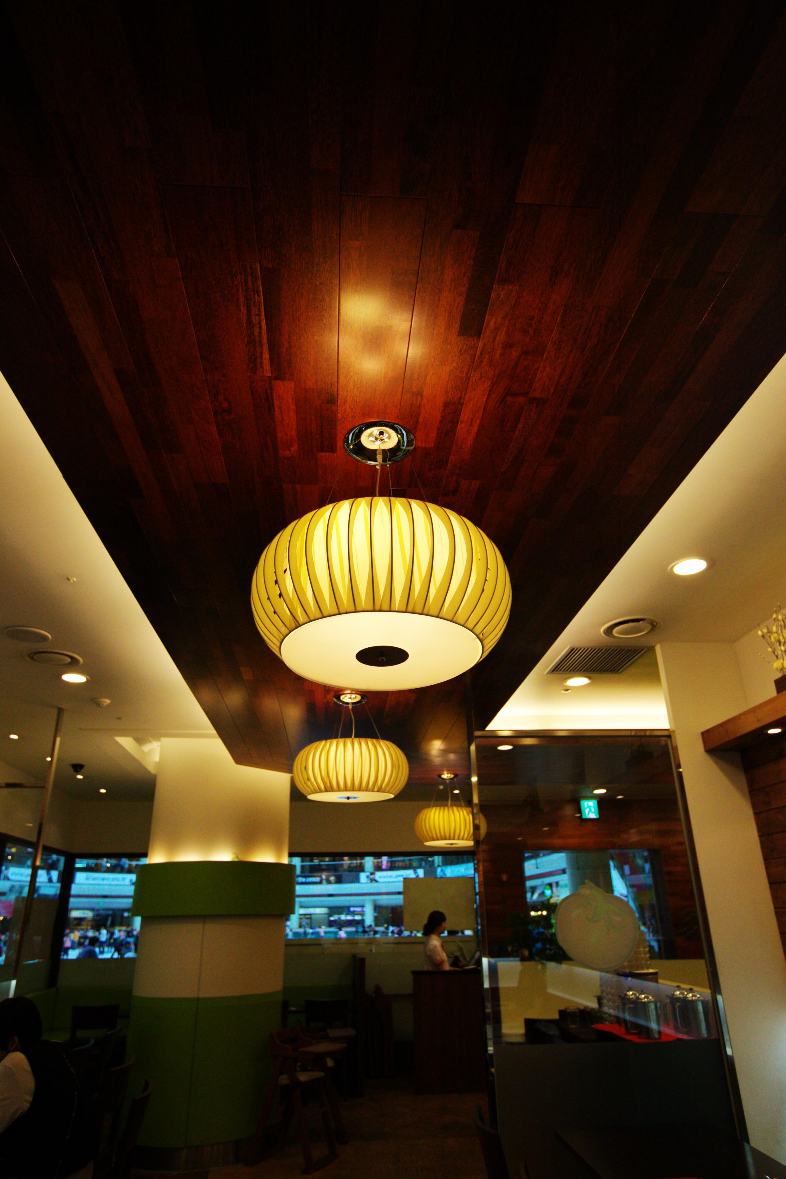 Kostenlose foto : Licht, Nacht-, Restaurant, Decke, Kochen ...