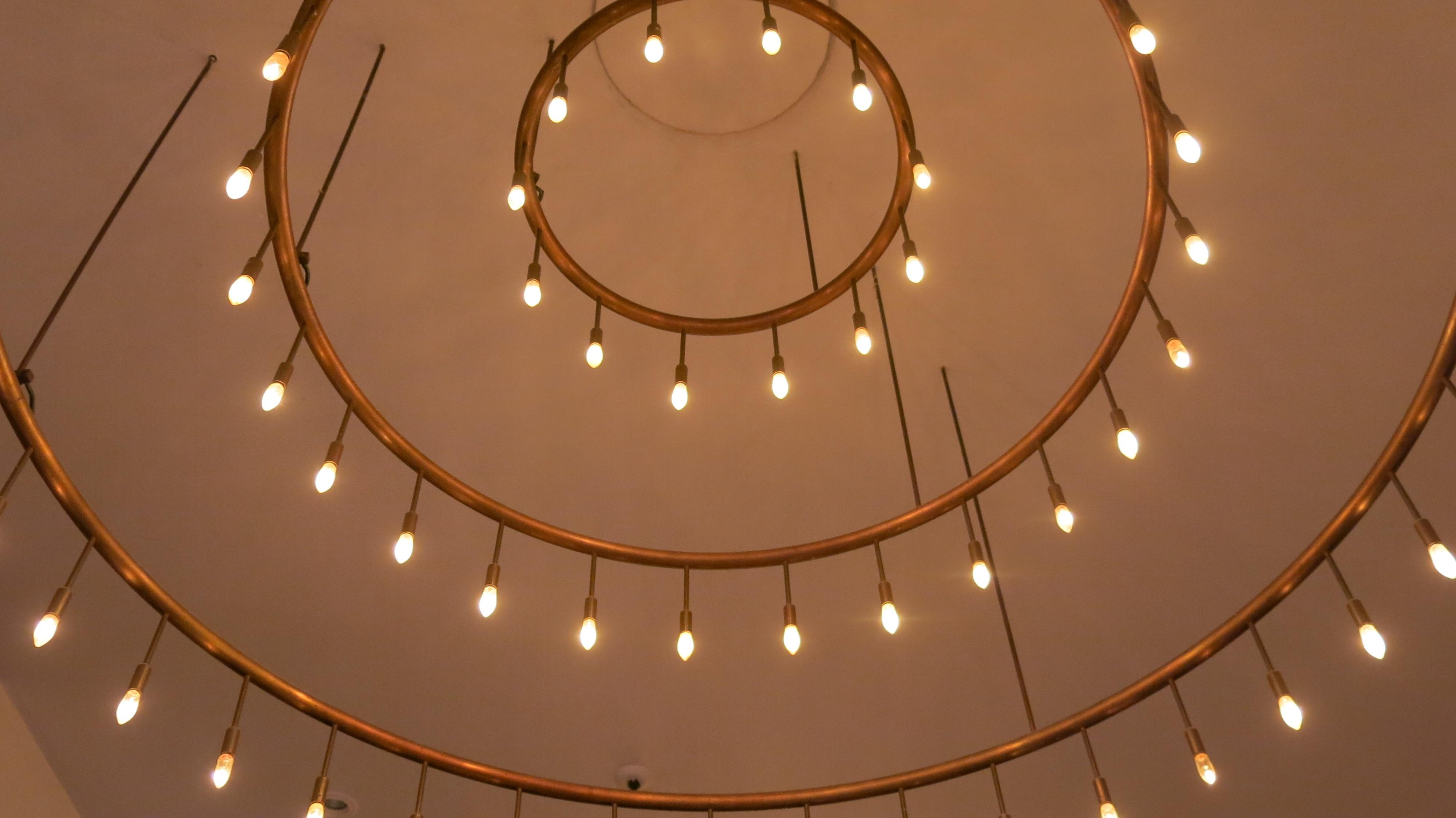 free images night spiral lighting circle candlestick symmetry