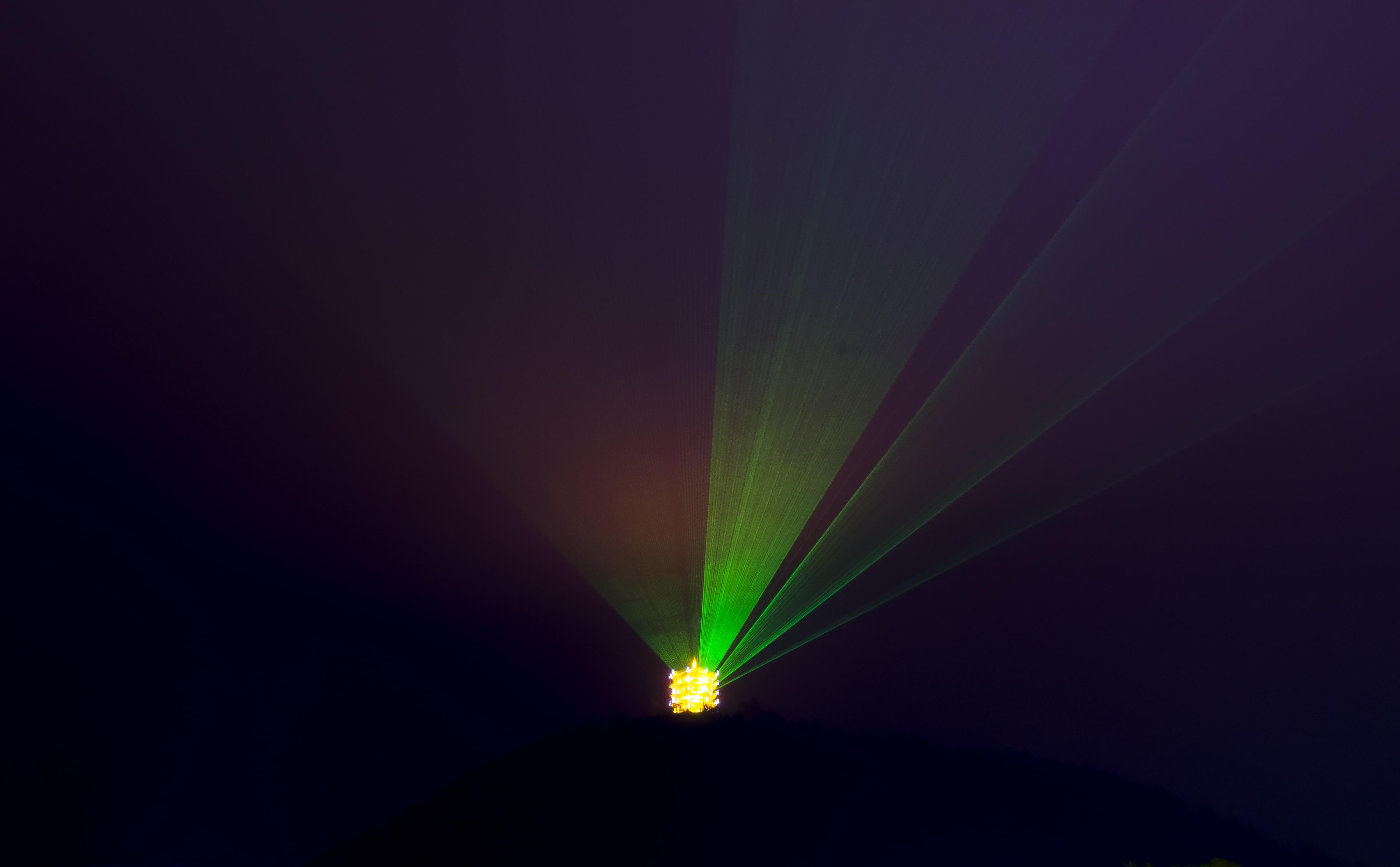 Gambar Cahaya Sinar Matahari Suasana Garis Warna Kegelapan
