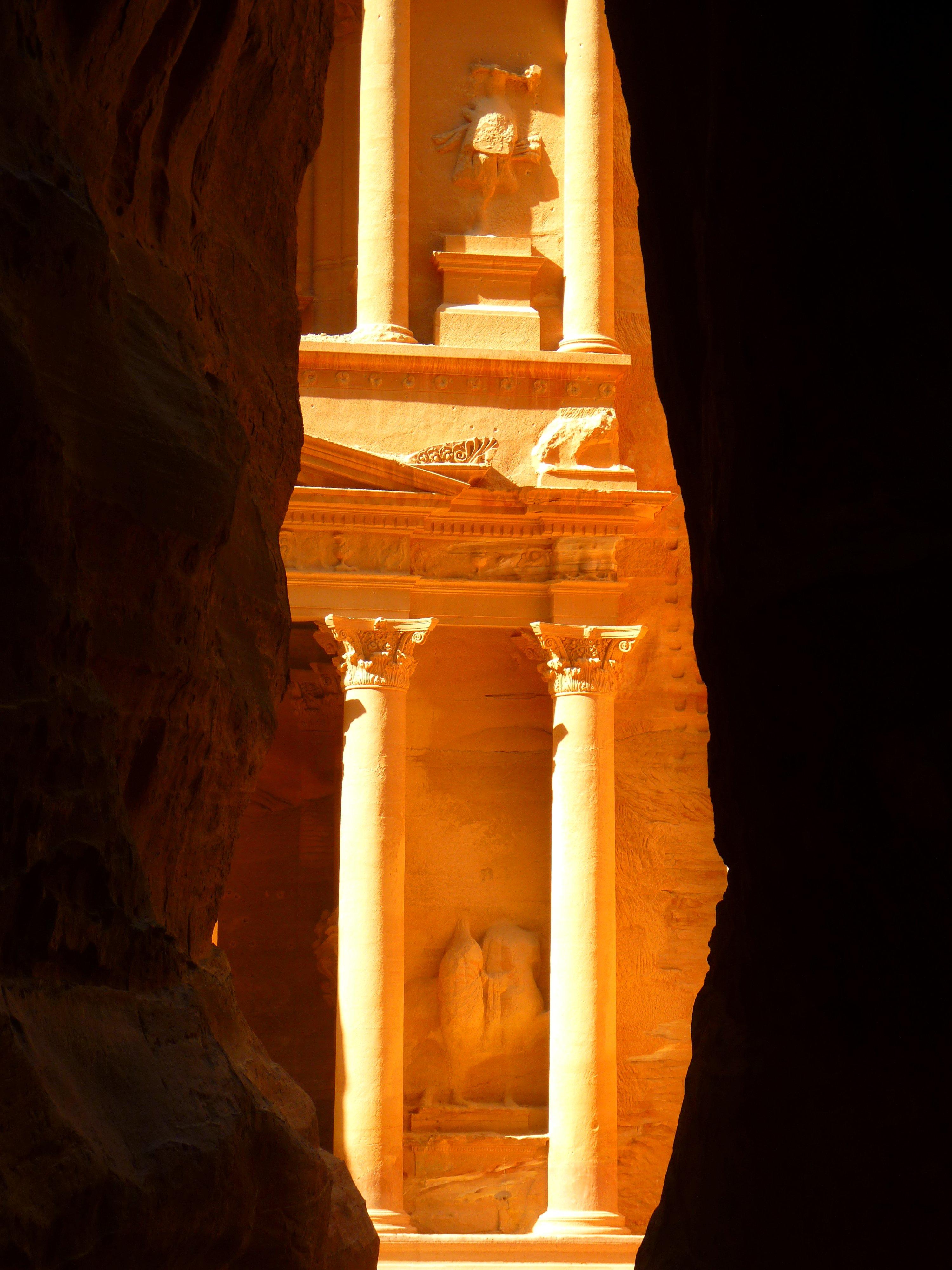Night Sunlight Desert Adventure