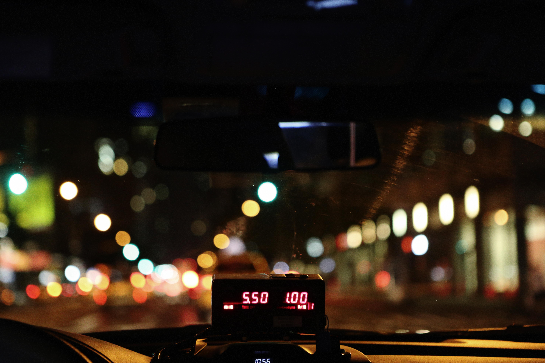 ночное такси фото люди понимают
