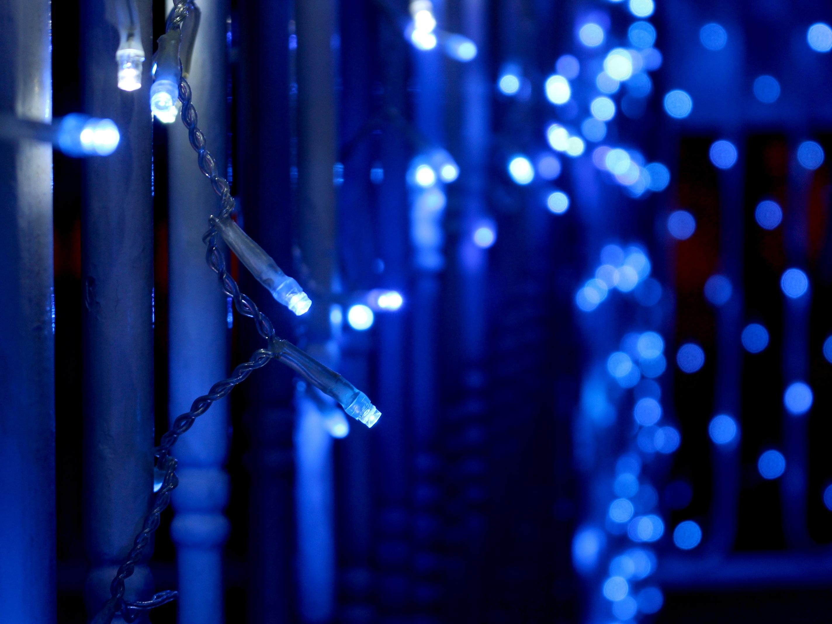 ligero noche color oscuridad azul iluminacin al aire libre escenario luz azul luces