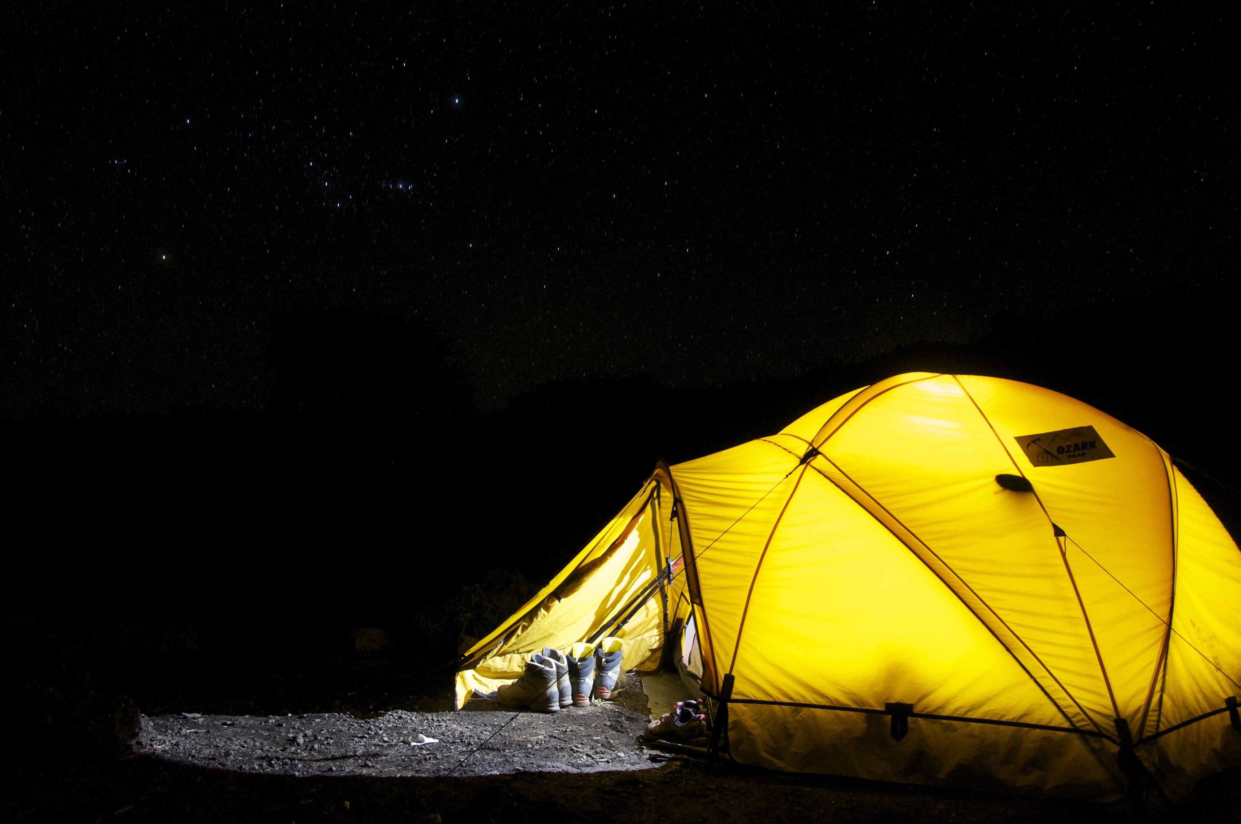 палатка без смс