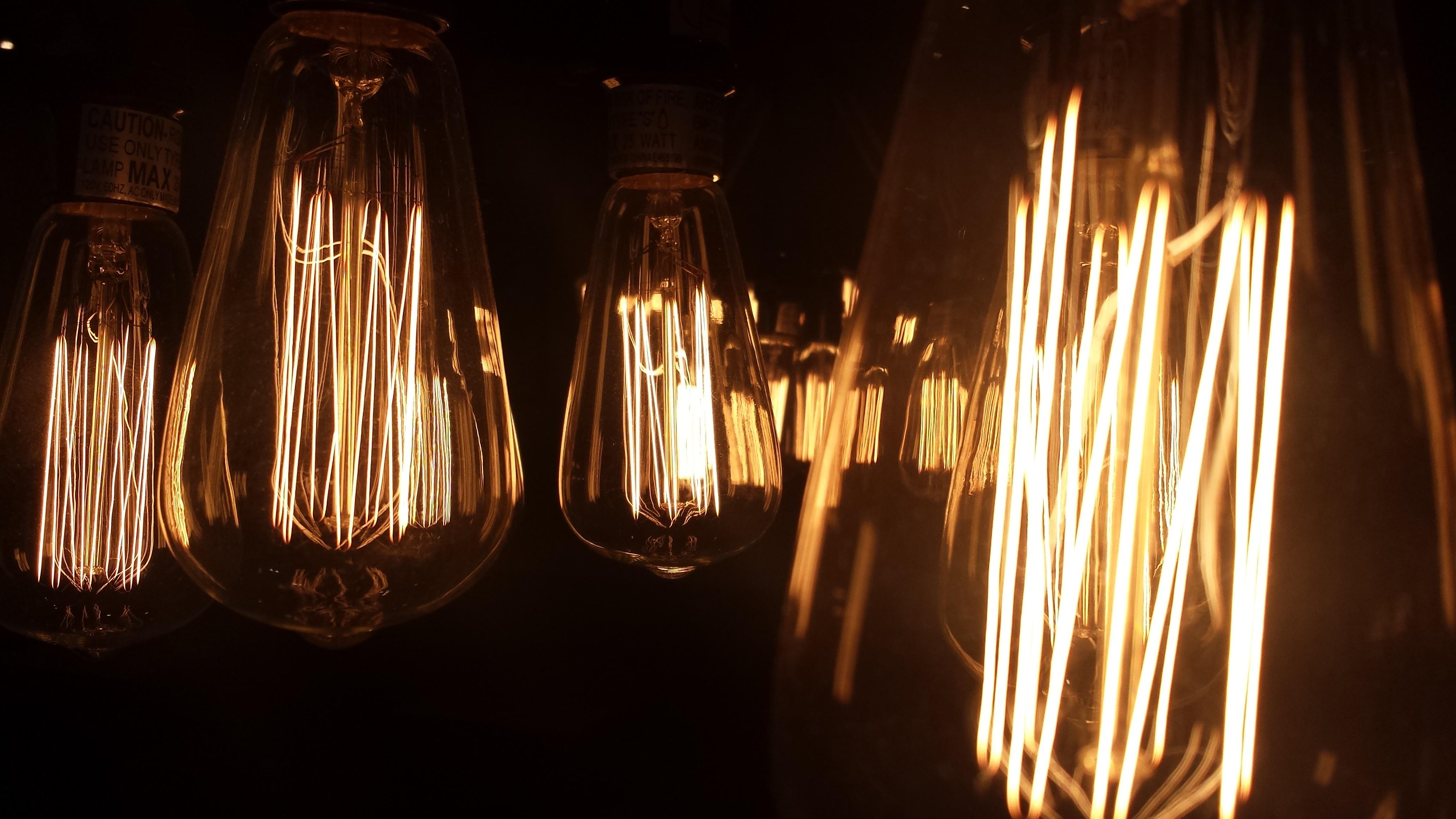 Free Images Night Retro Sparkler Lamp Light Bulb