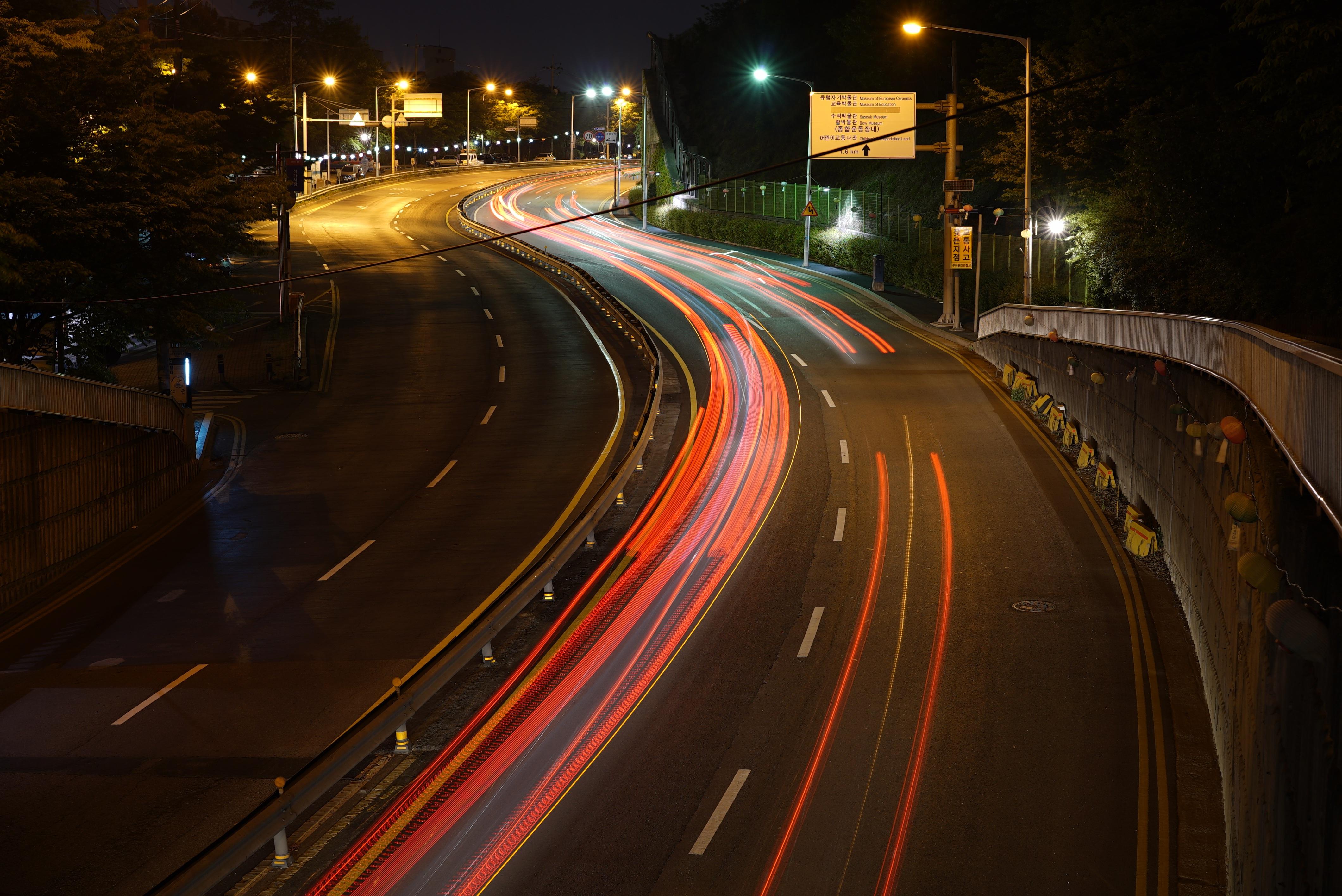 Free Images Light Railroad Road Traffic Street Car Highway