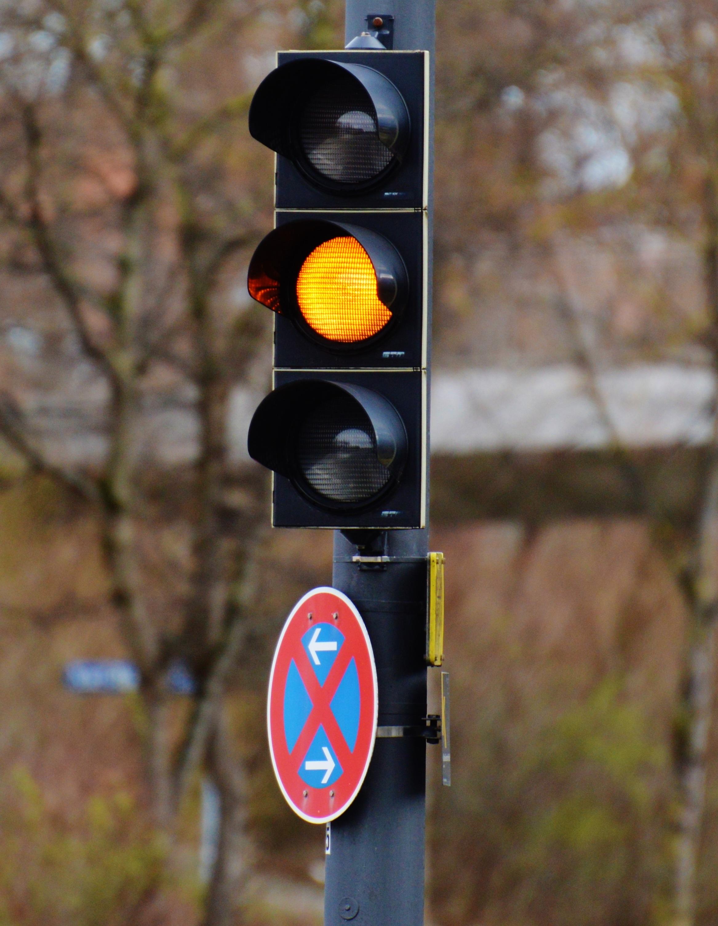 Gambar Suar Lampu Jalan Kuning Penerangan Dekorasi Lampu