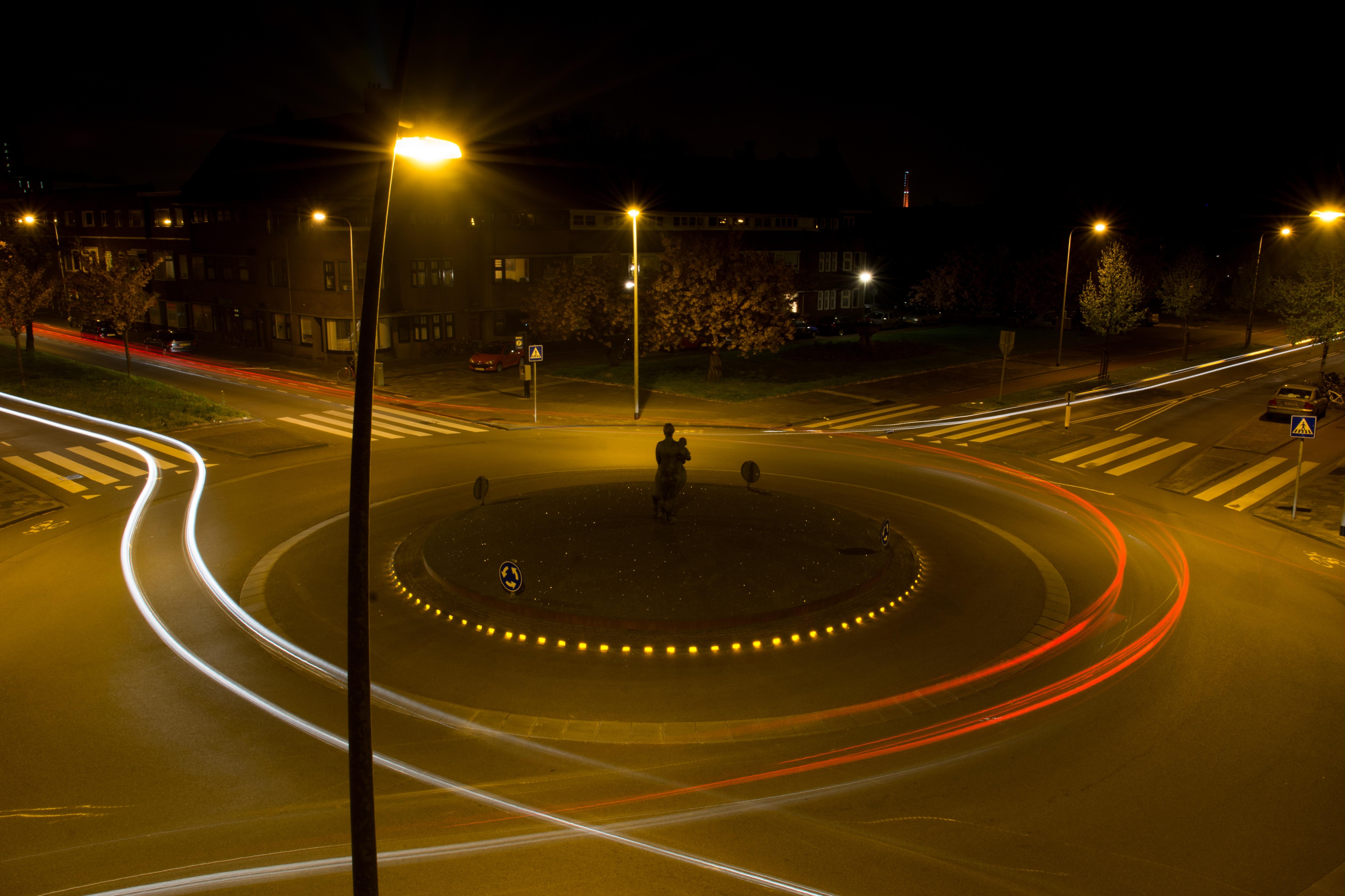 Images Gratuites Lumiere Route Circulation Rue Nuit Matin
