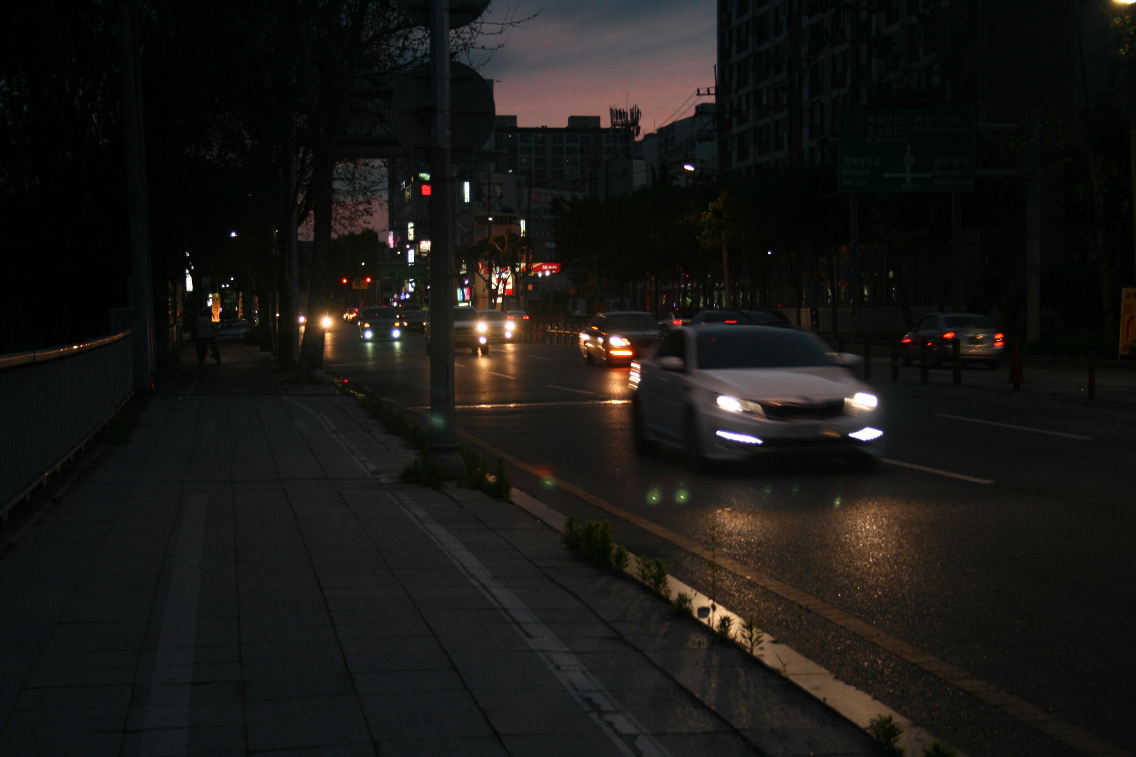 Free Images Road Traffic Morning Dusk Evening Vehicle
