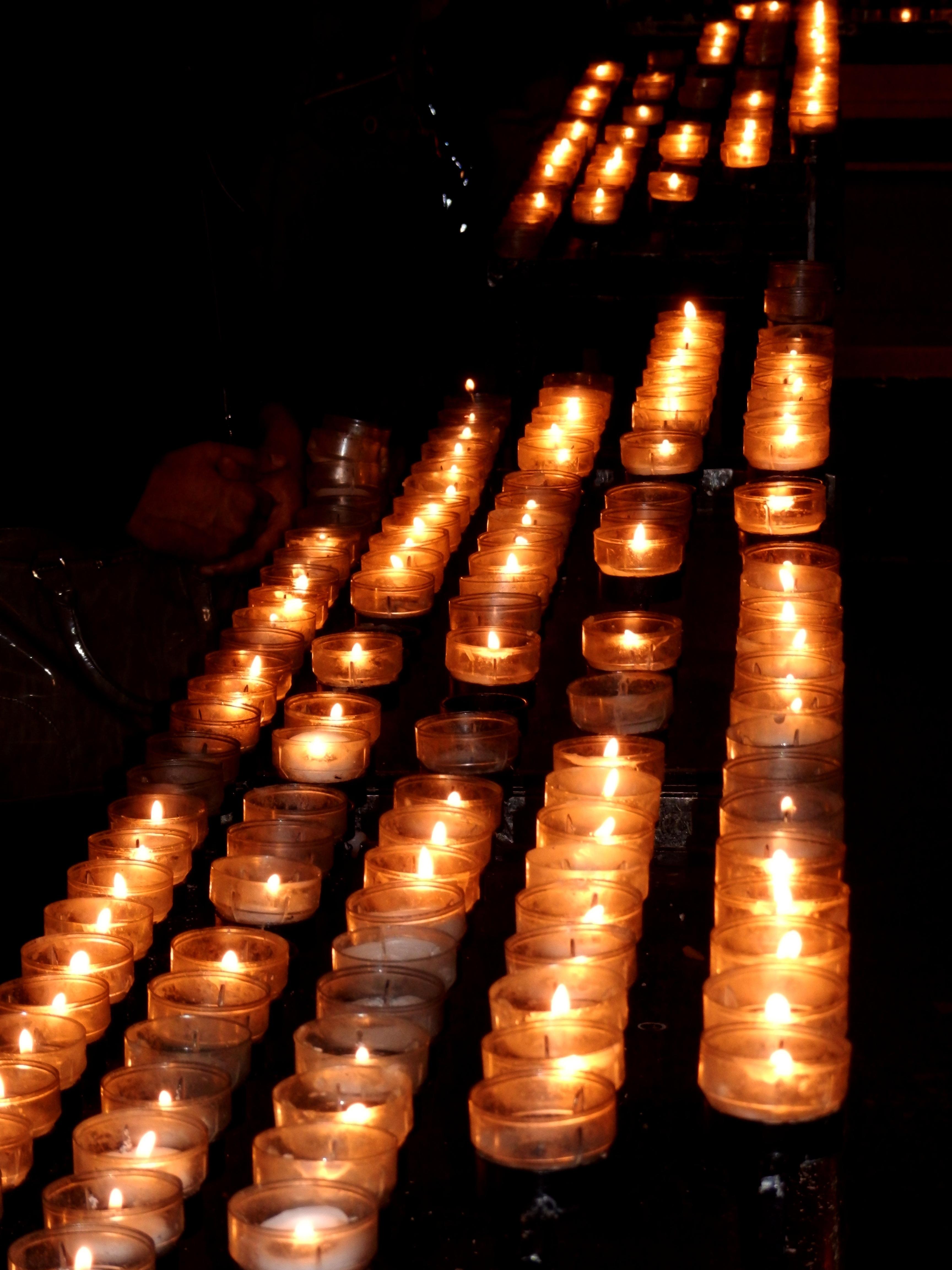 Light Church Lighting Pray