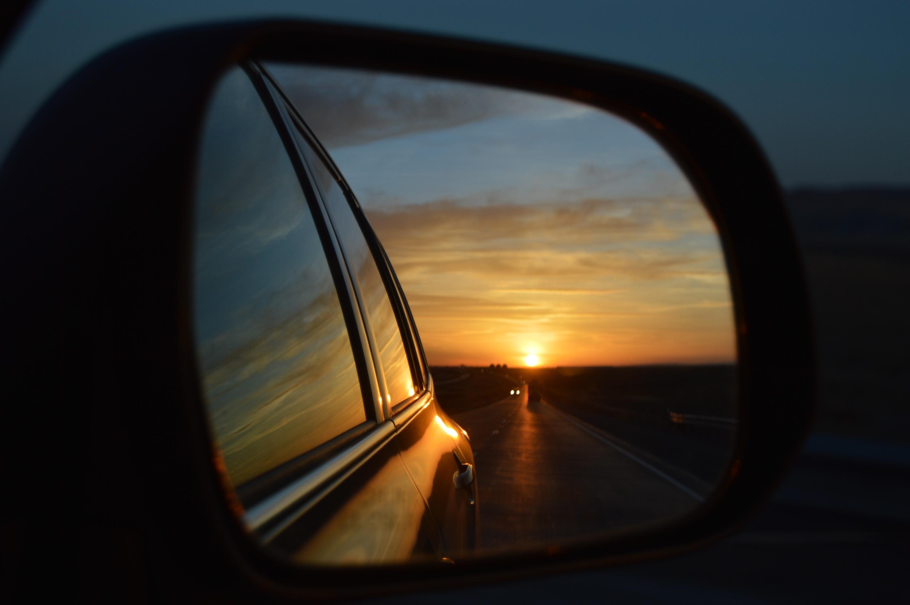 Free Images : light, sky, sun, sunrise, sunset, car ...