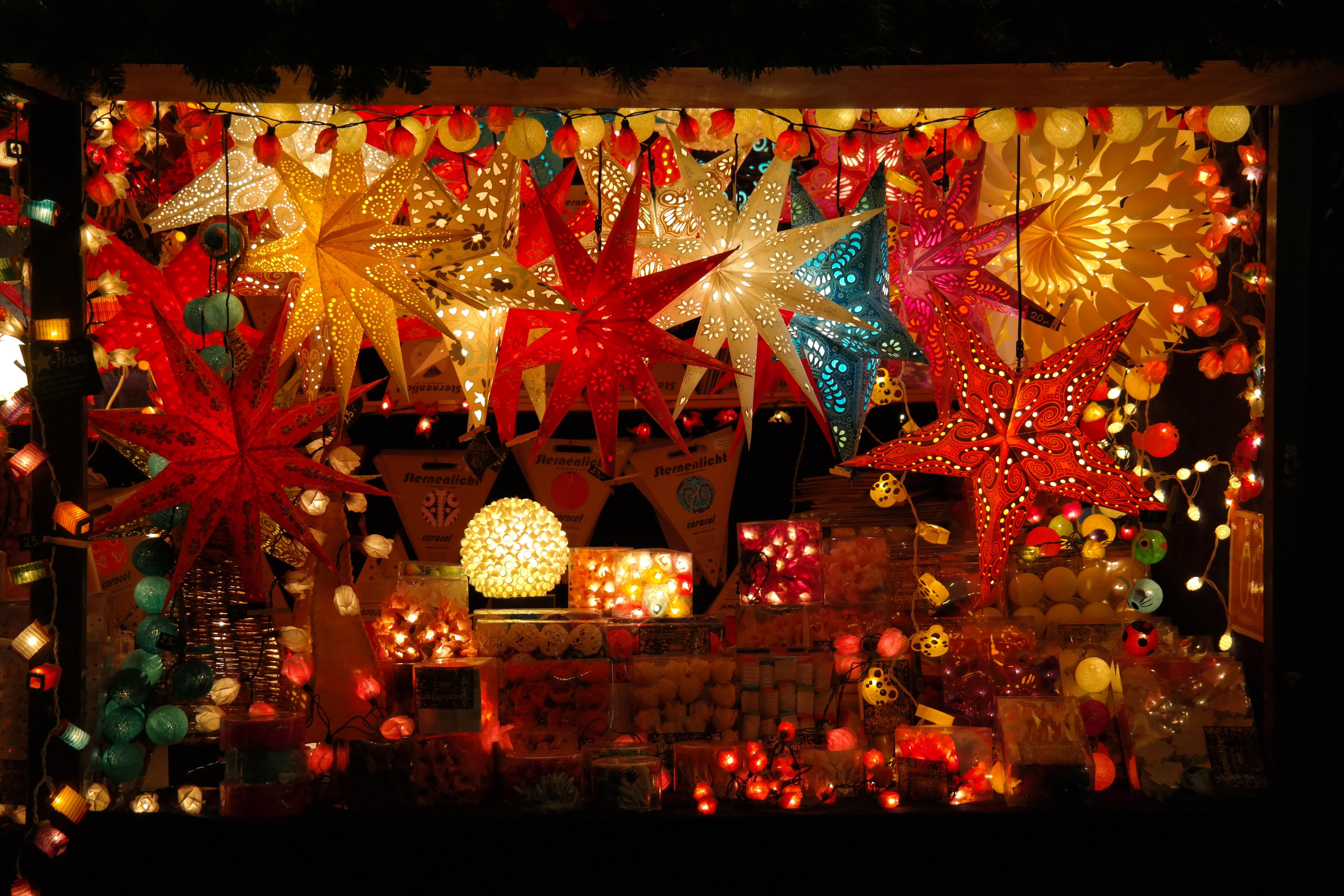 Fotos gratis ligero estrella fiesta iluminaci n decoraci n navide a estar puesto evento - Decoracion fiesta navidad ...