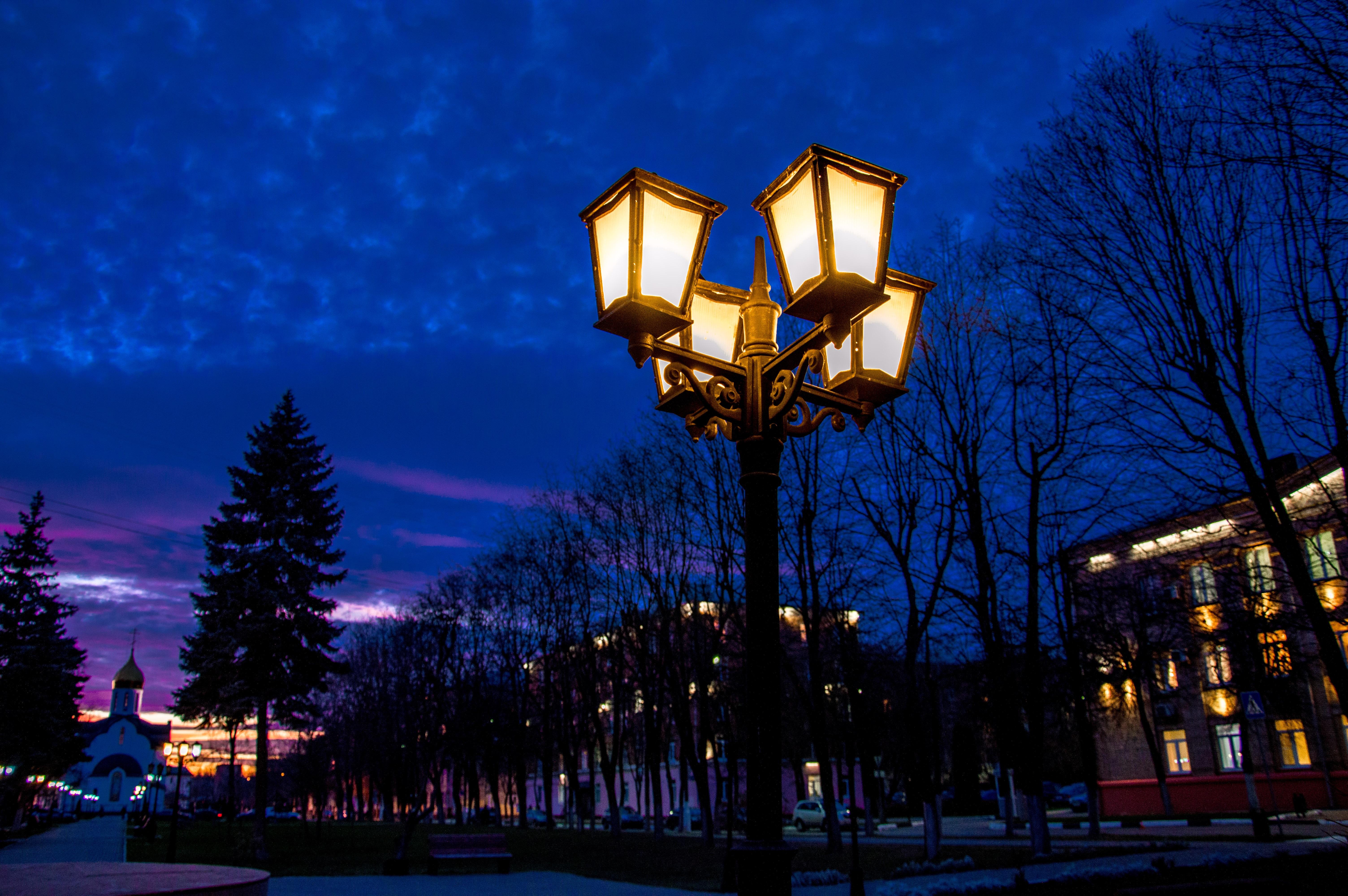 расширяясь, картинка вечерний свет всем творческих успехов