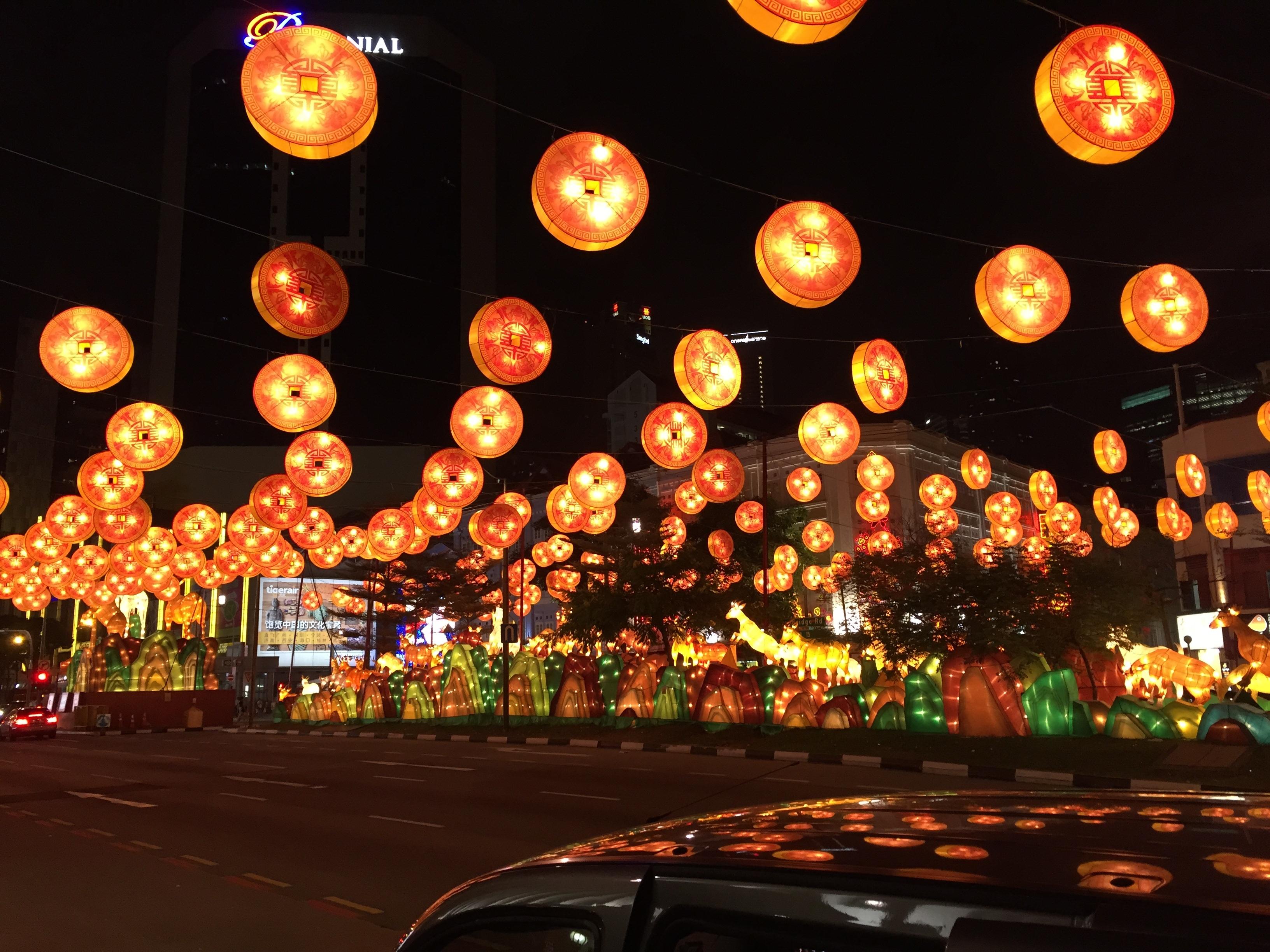 Hình Ảnh : Ánh Sáng, Đường Phố, Đêm, Tối, Đèn Lồng, Trung Quốc, Ngày Lễ,  Thắp Sáng, Mặt Trăng, Trang Trí Giáng Sinh, Lễ Hội, Năm, Mới, Singapore, ...