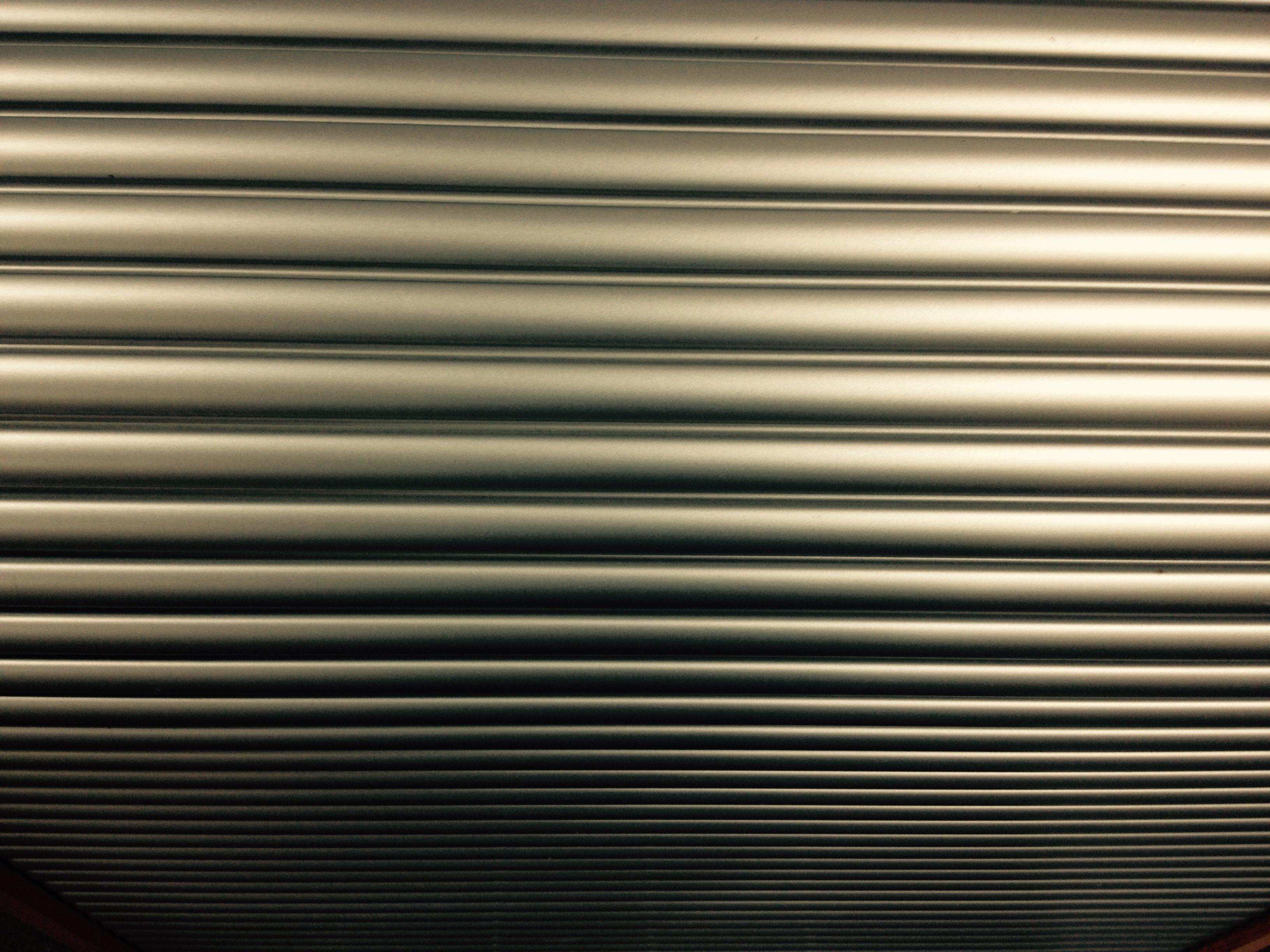 Light Structure Wood Plastic Steel Line Metal Office Lighting Material  Interior Design Cabinet Grey Shutters Design