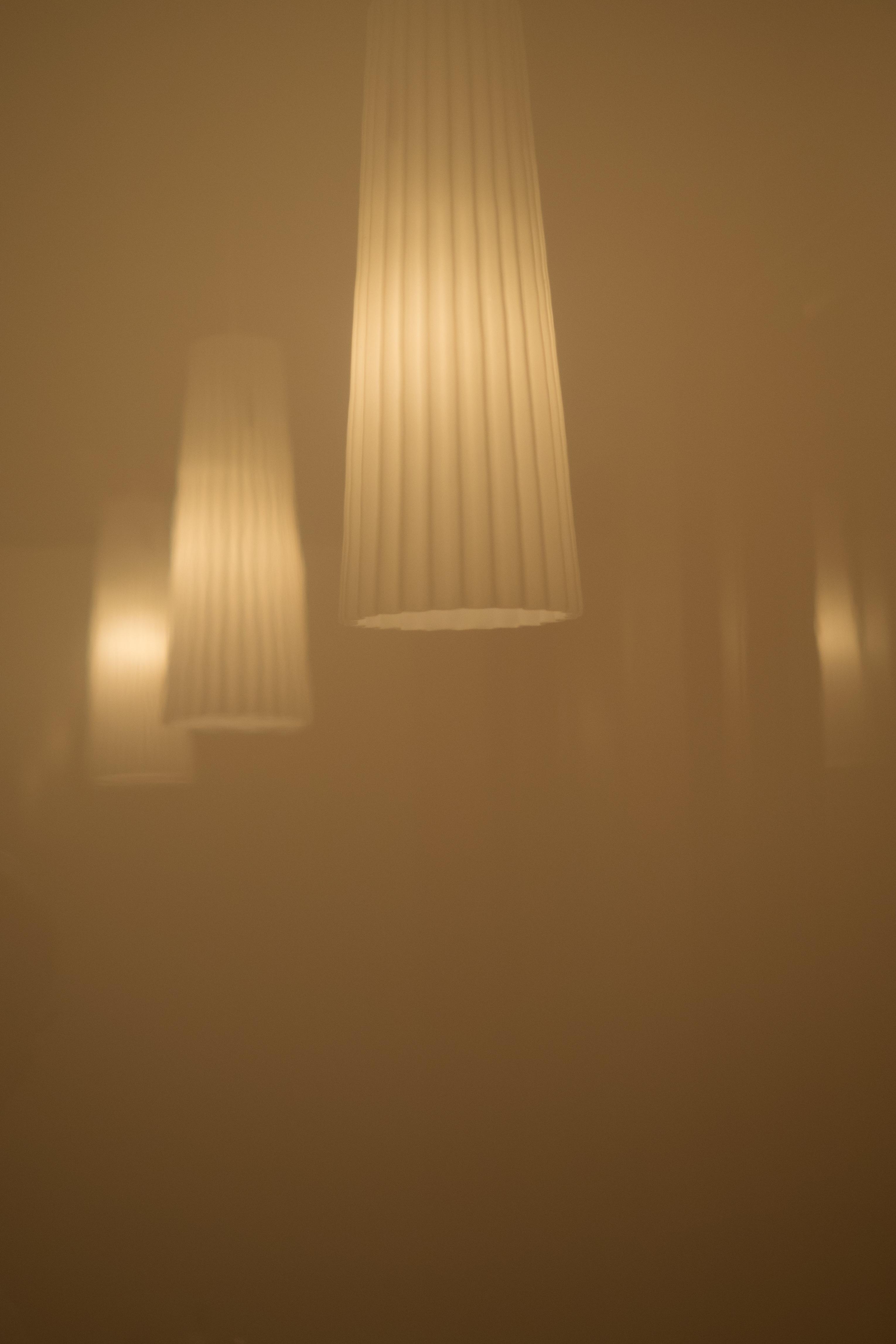 Lys lamper elegant es lys u design blandet lkre lys nisser og garn with lys lamper skab godt - Loft industriel playing circle ...