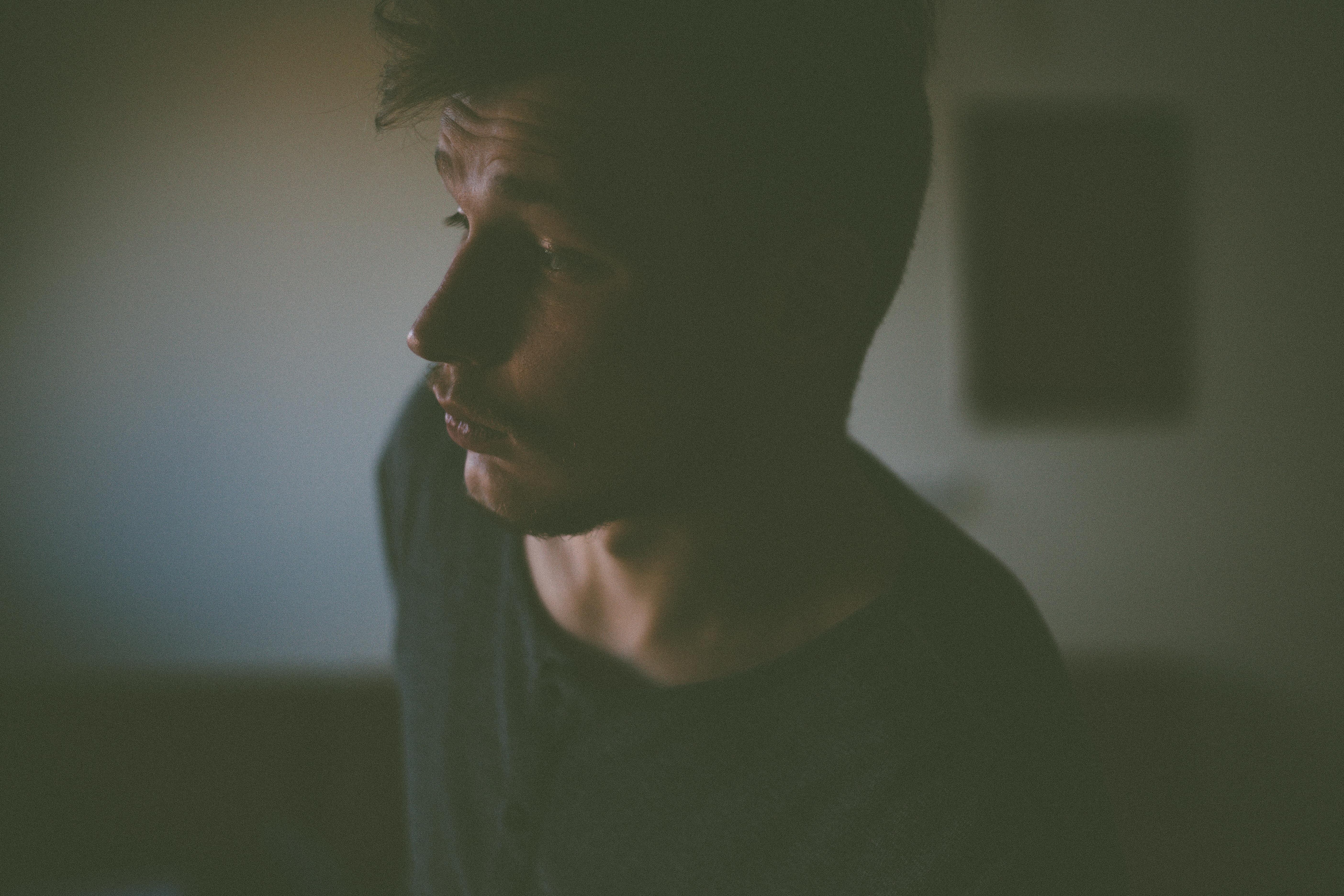 Fotoğraf ışık Güneş ışığı Portre Insan Karanlık Güzel Görüntü
