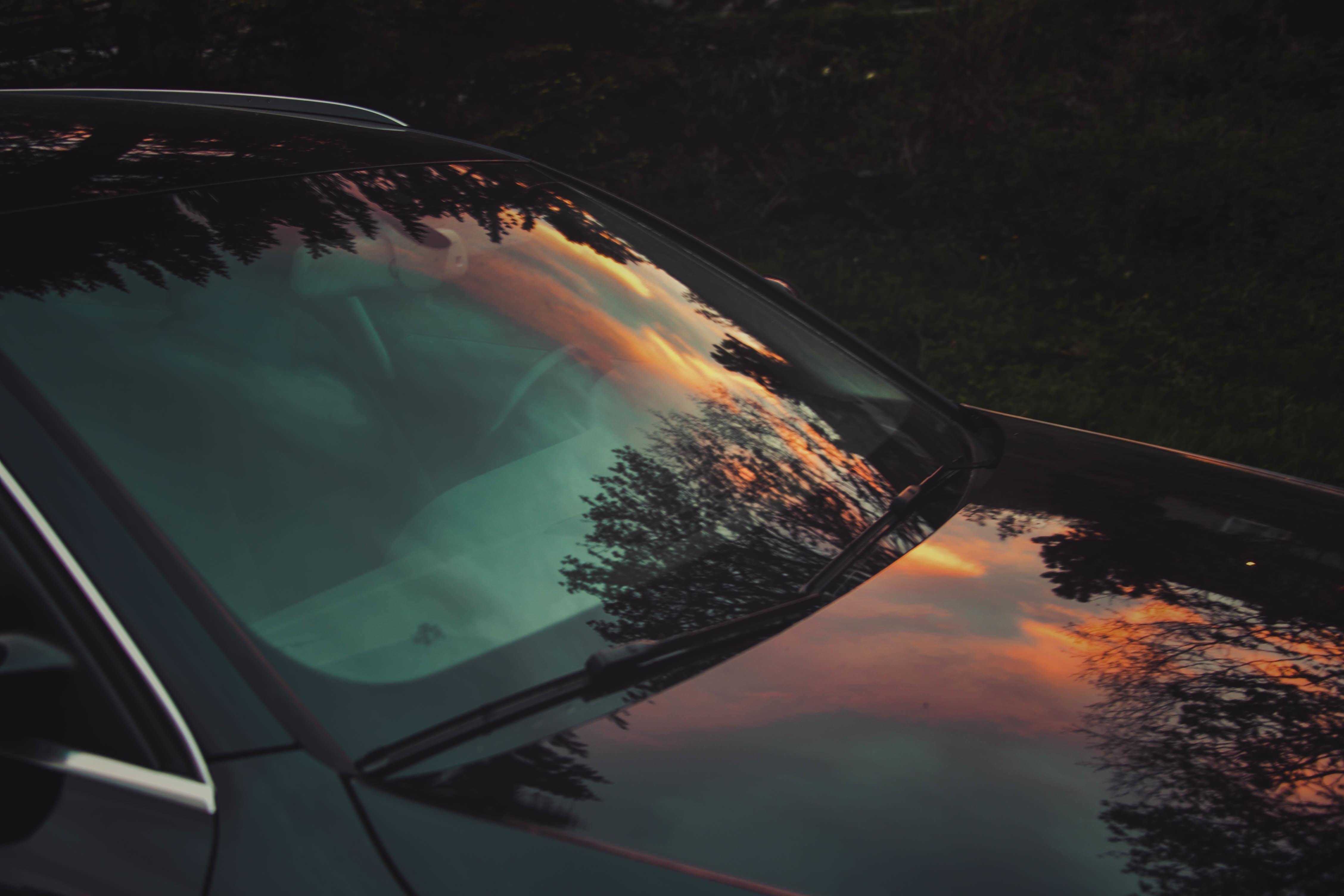 фотографии на стекло машины вас есть