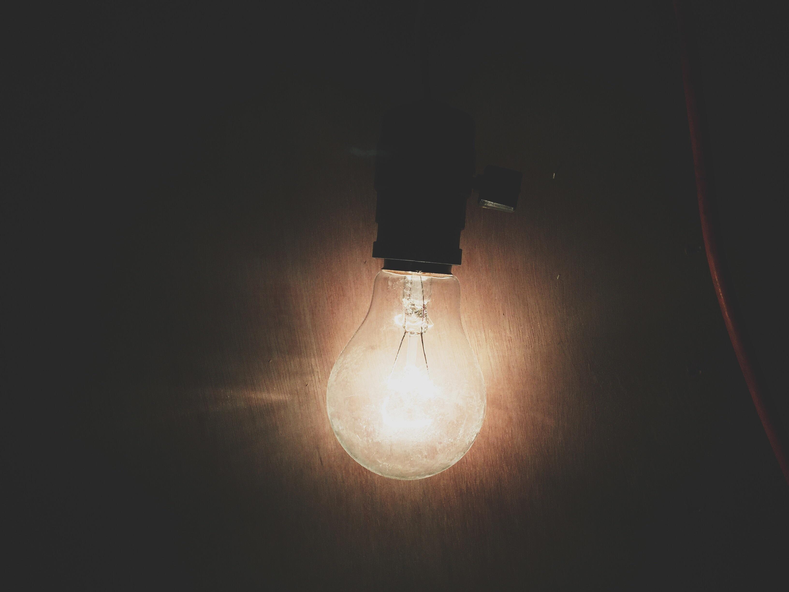 Light White Night Sunlight Atmosphere Reflection Darkness Street Lamp Black Bulb Lighting Circle