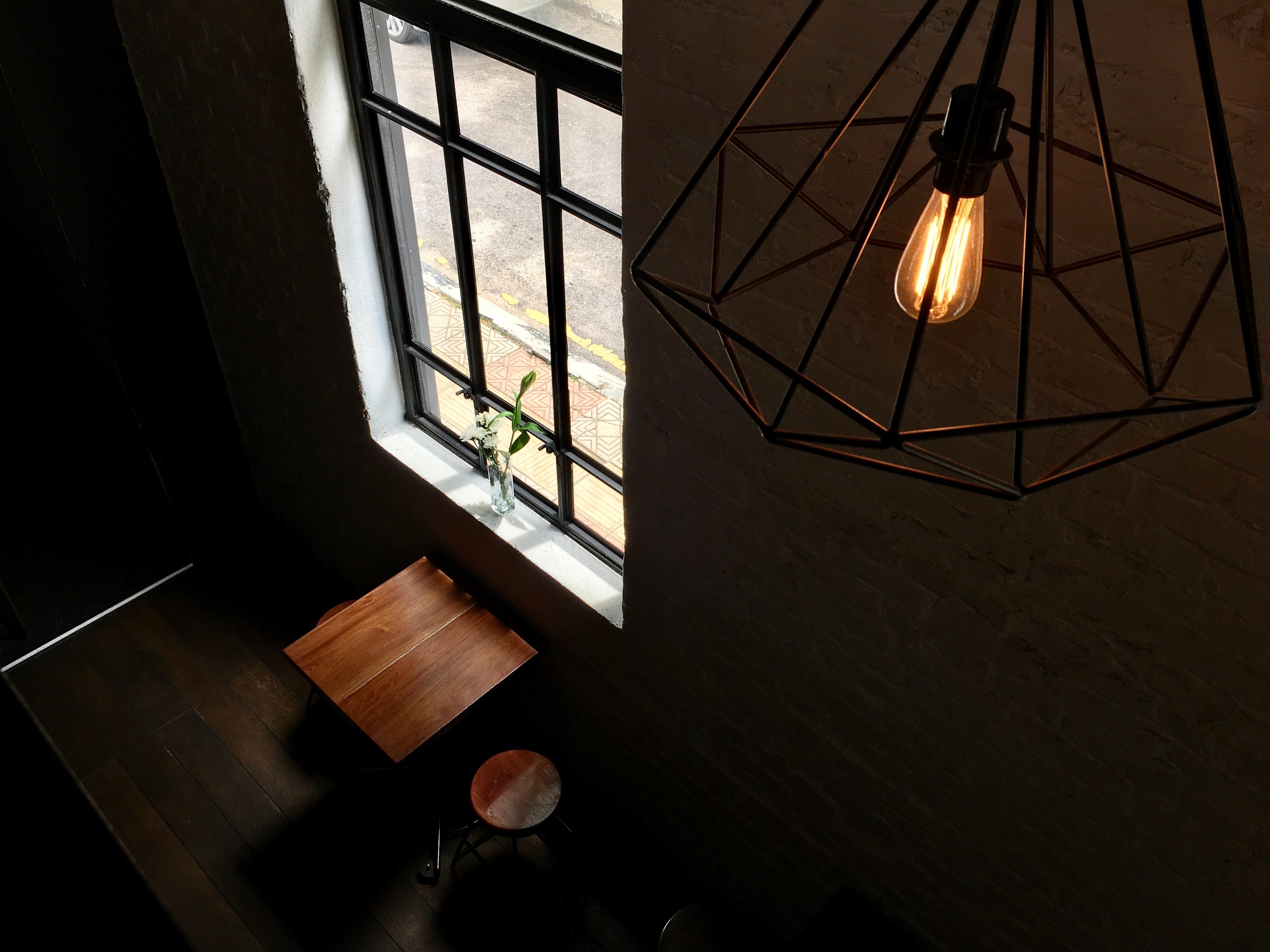Kostenlose Foto Licht Holz Stock Fenster Glas Decke