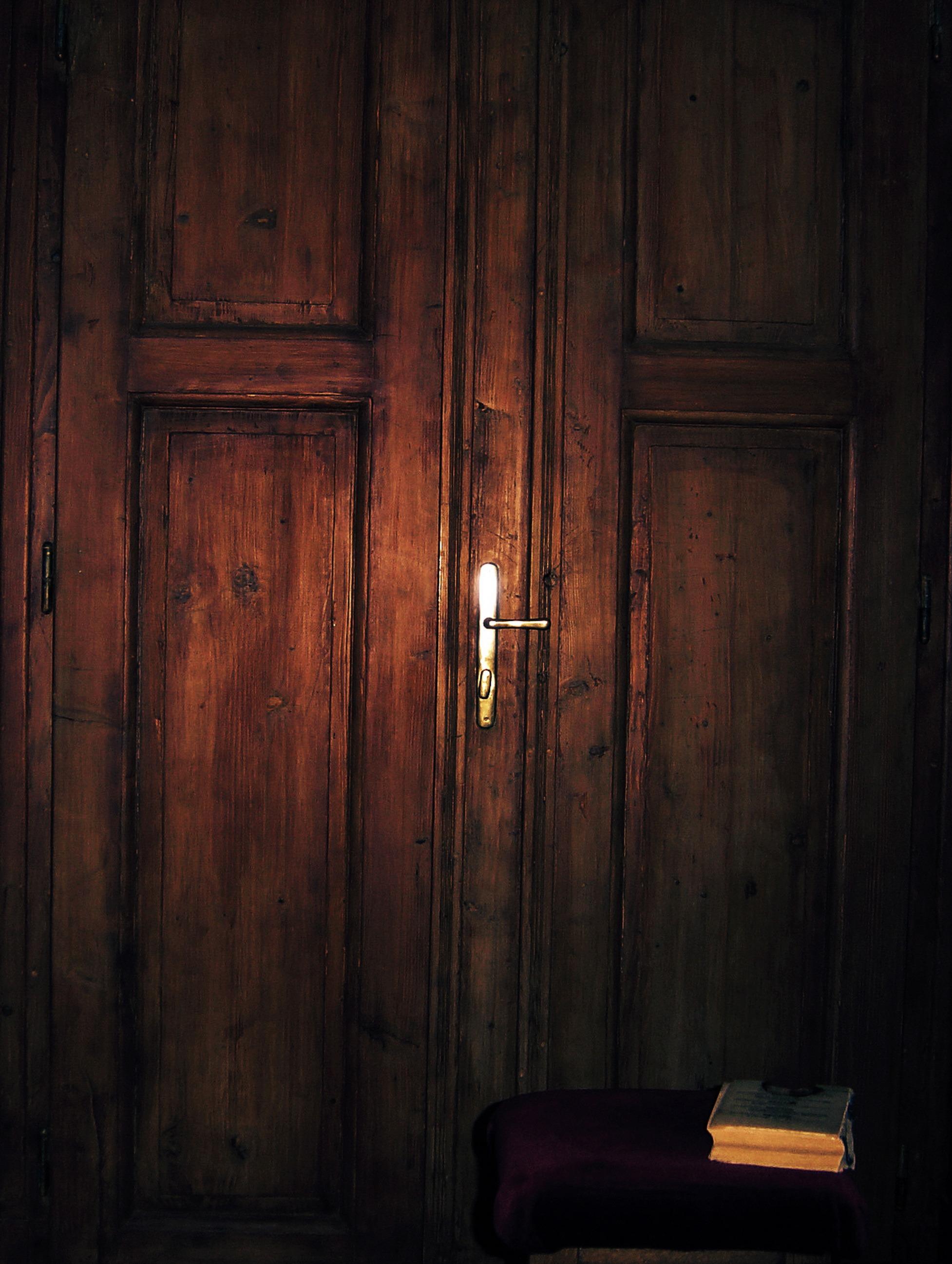 Light wood house texture floor old wall rustic entrance darkness furniture lighting door interior design inside