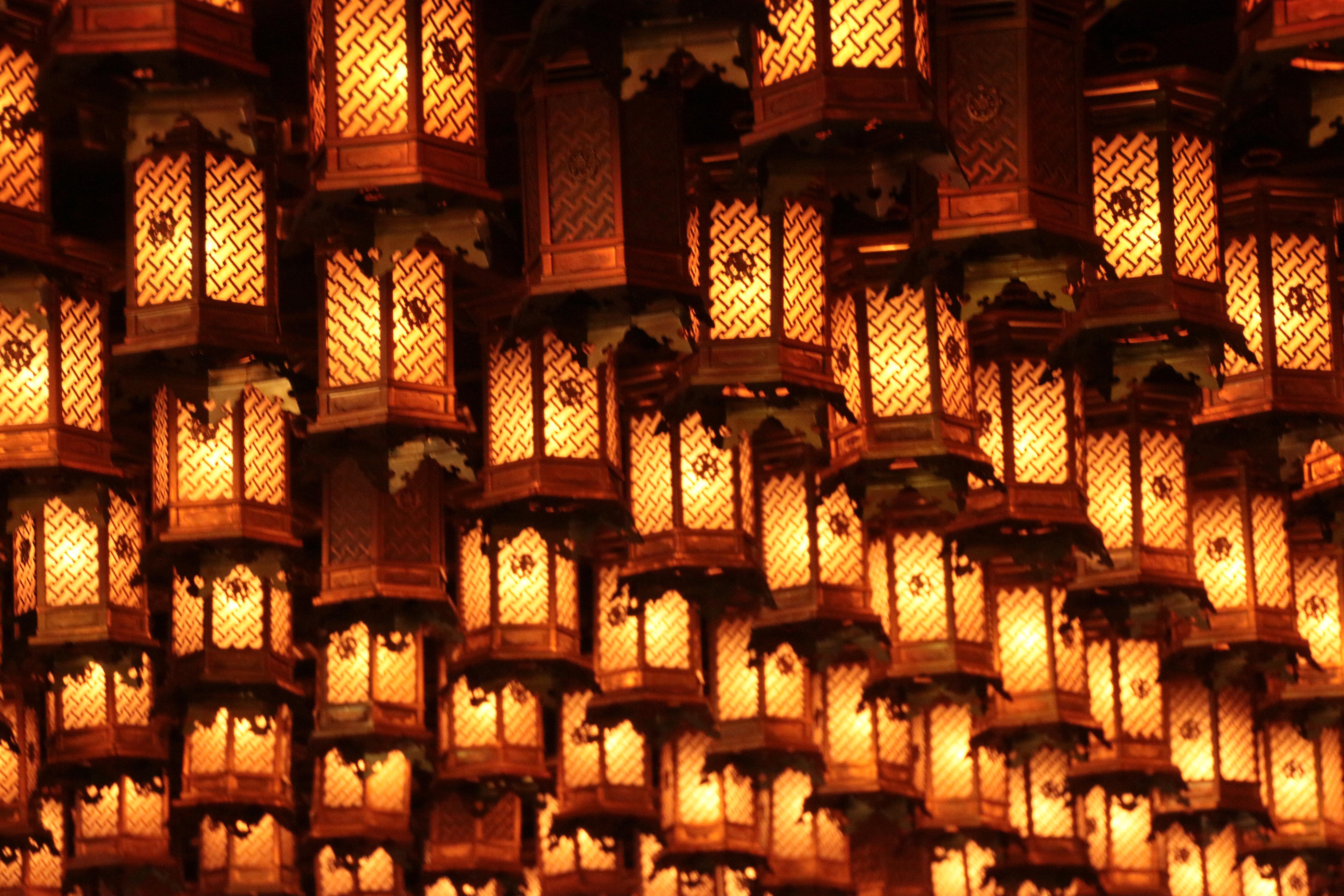 Images Gratuites Lumiere Bois Nuit Voyage Modele Lanterne