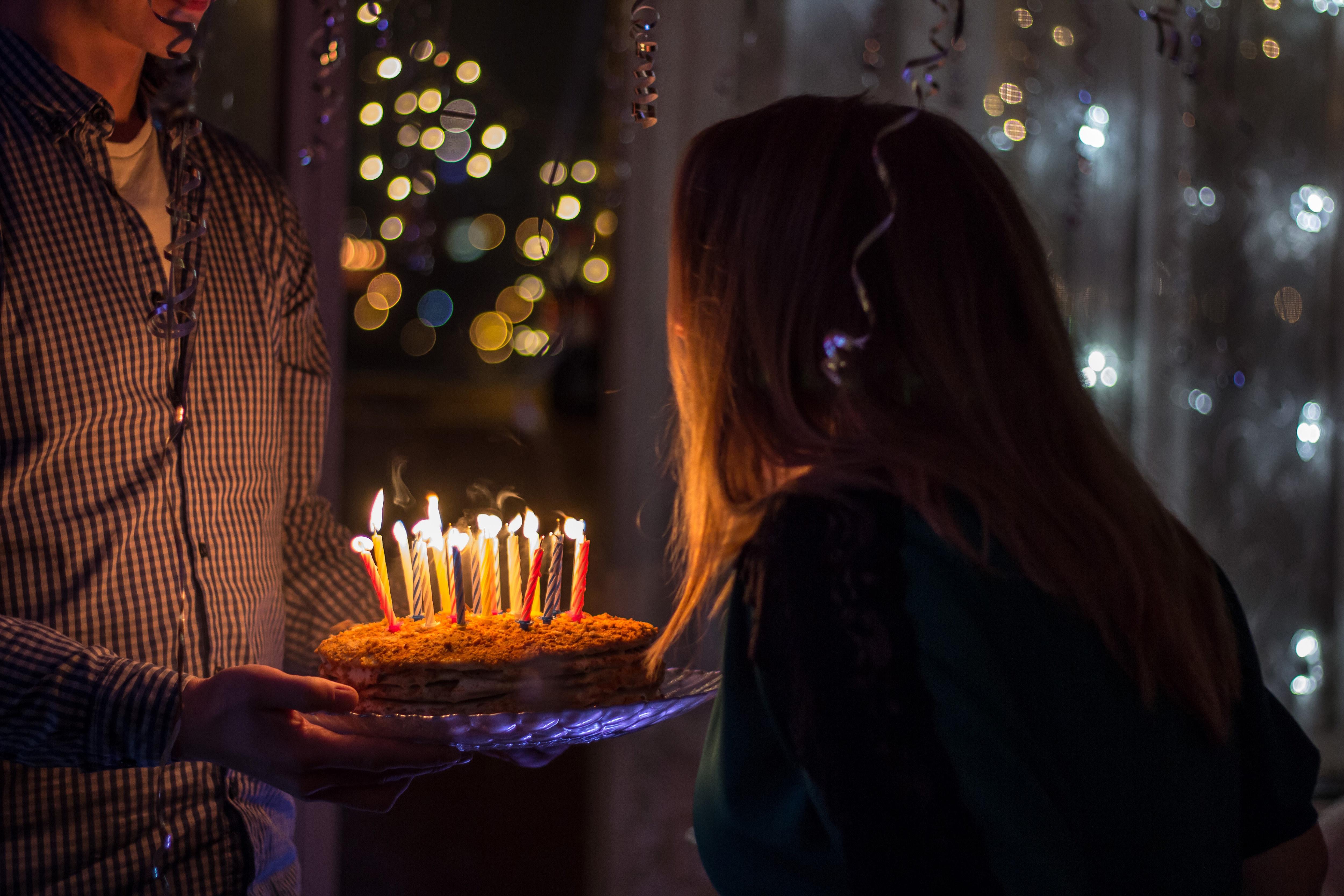 картинки с задуванием свечей