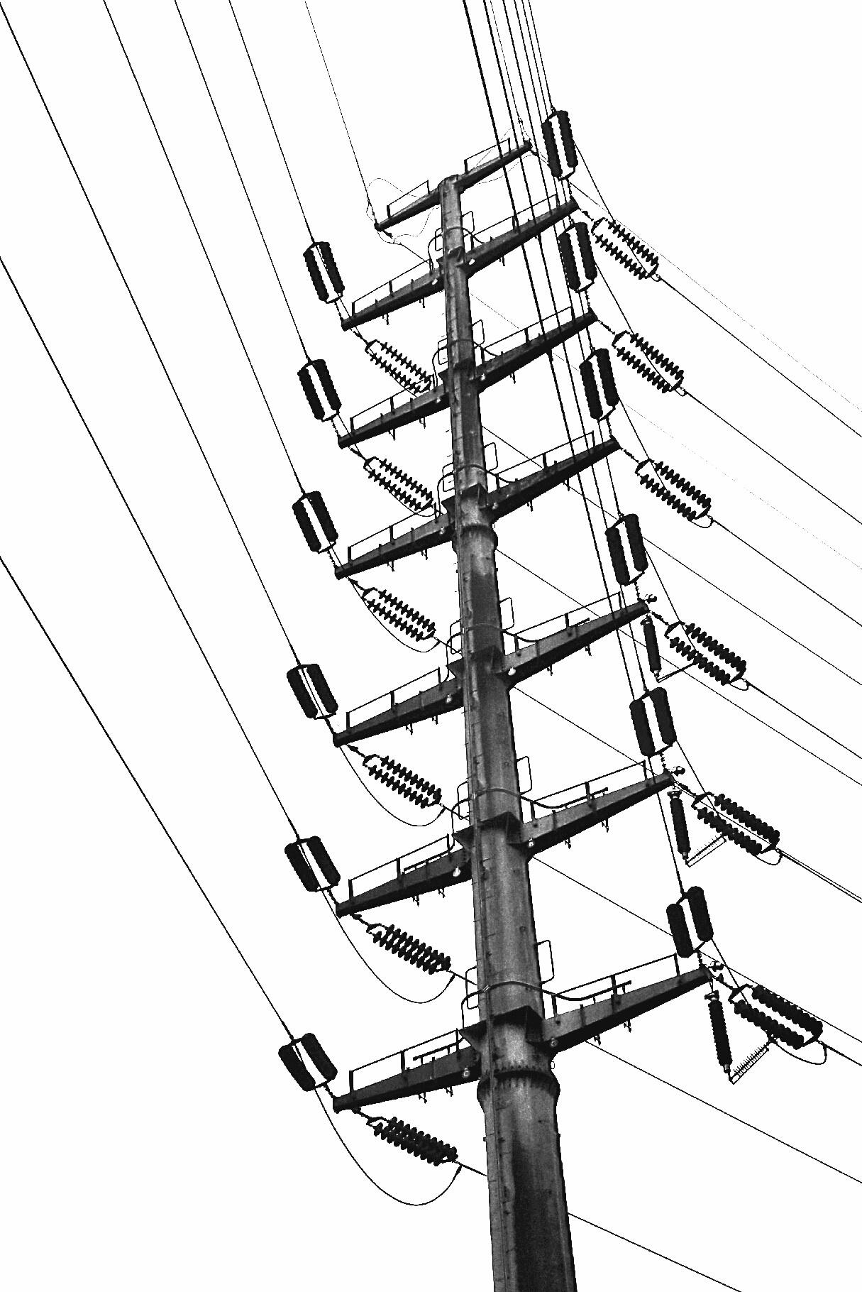 Fotos Gratis Línea Mástil Electricidad Bosquejo Dibujo