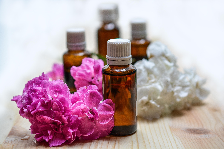 Spa fragrance oil
