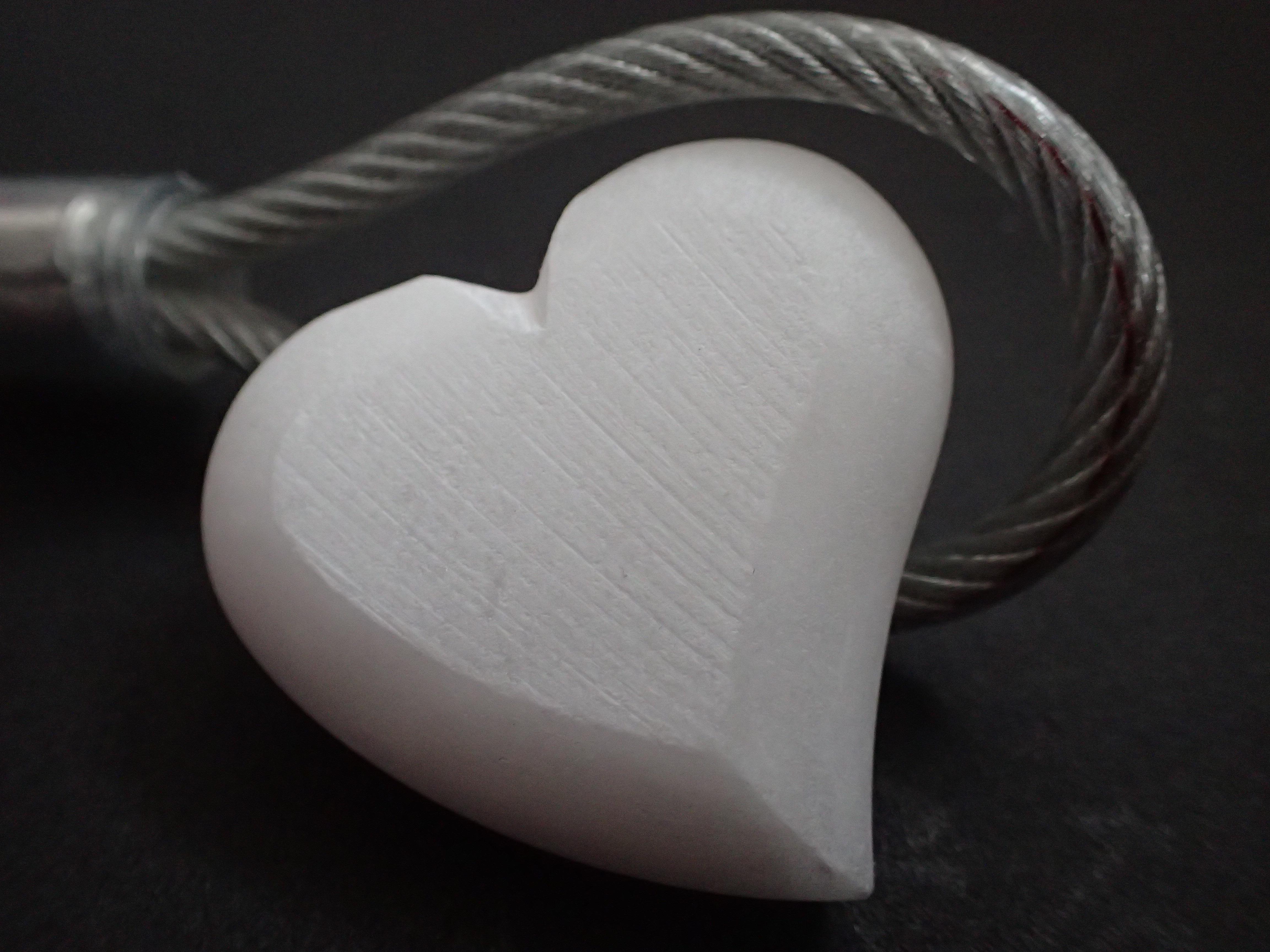 картинка сердце с ушами как сделать