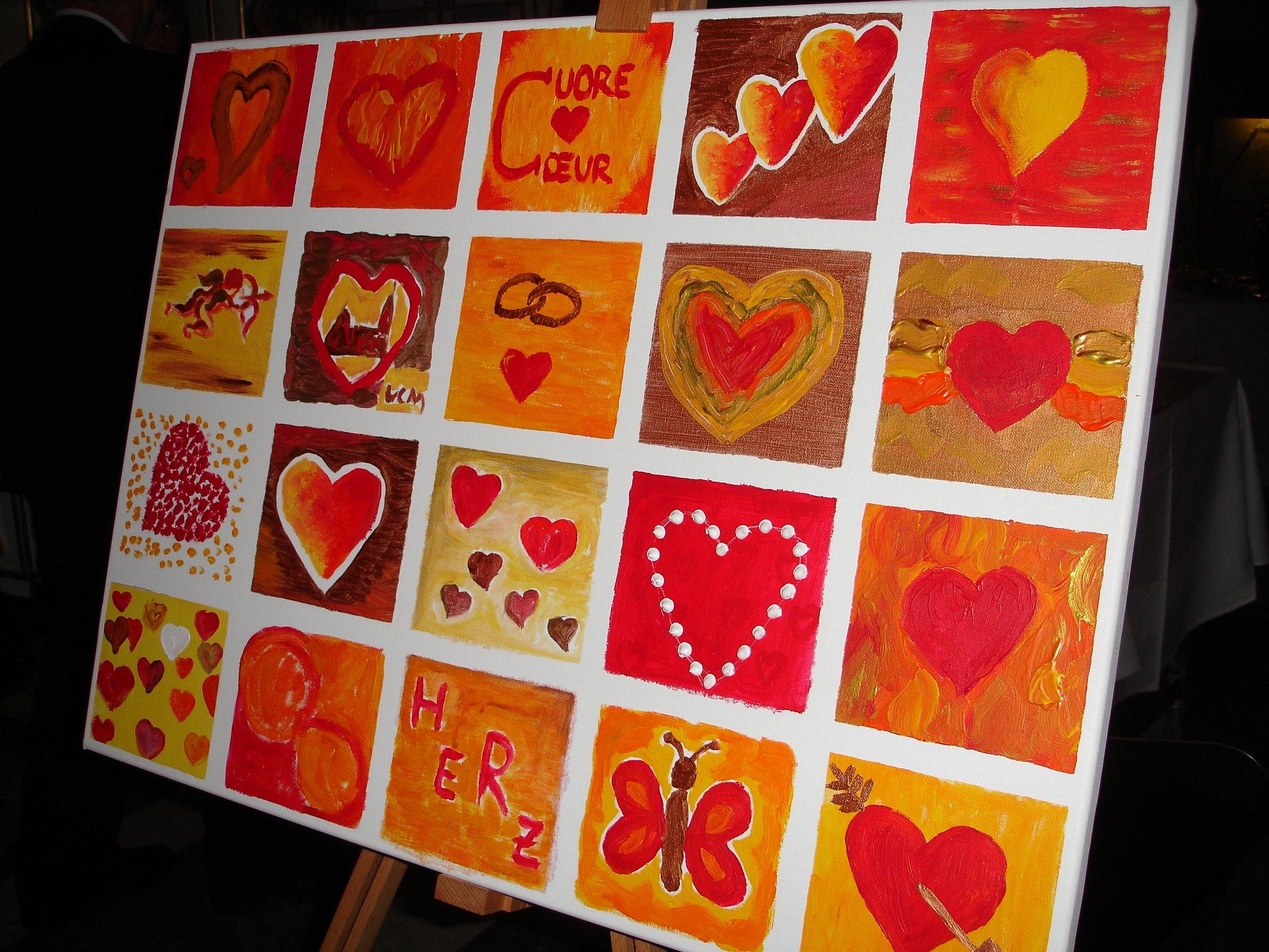 Images Gratuites Amour Cœur Rouge Symbole Couleur