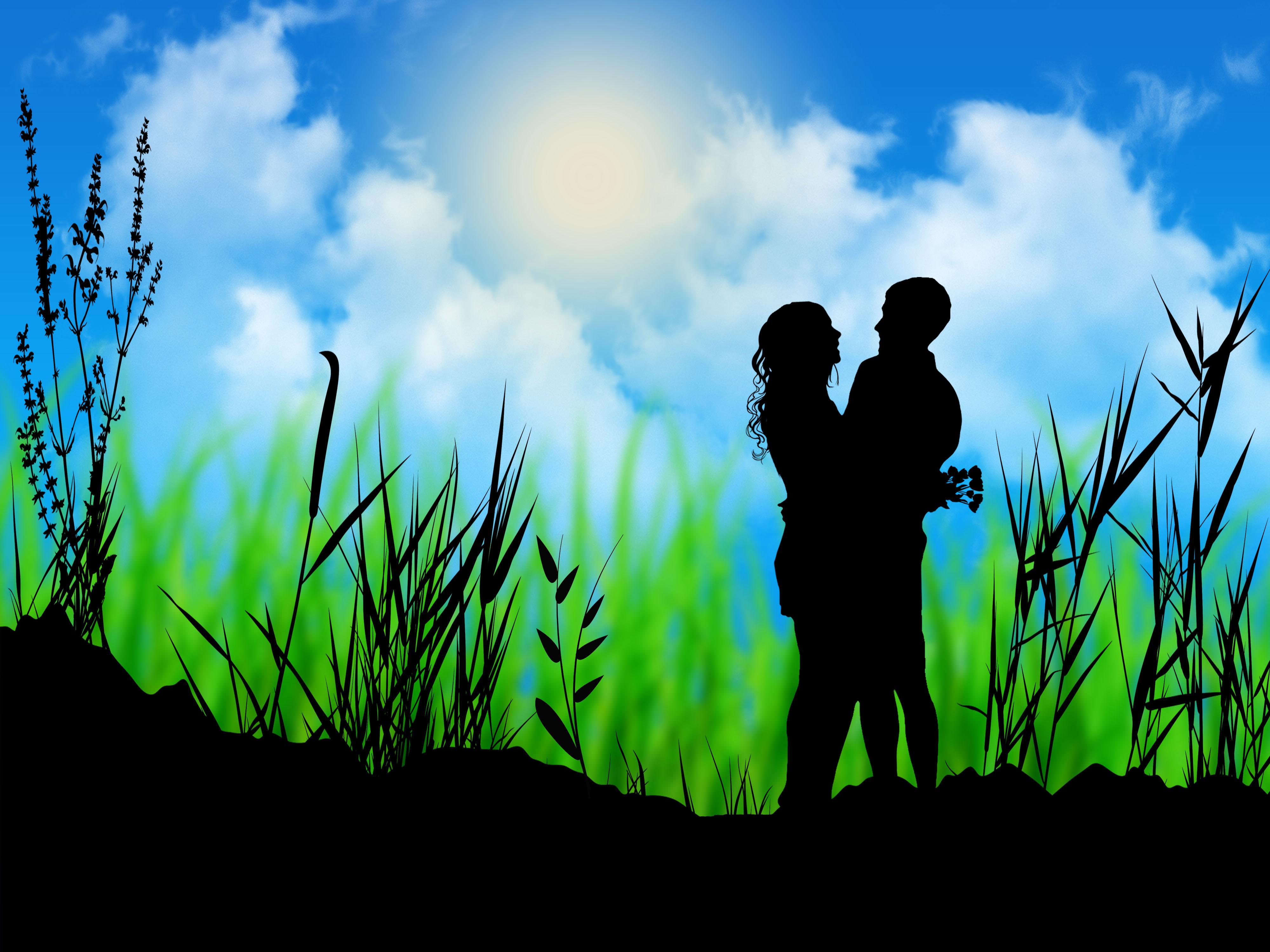 Unduh 520 Wallpaper Romantis Hitam Gratis Terbaru