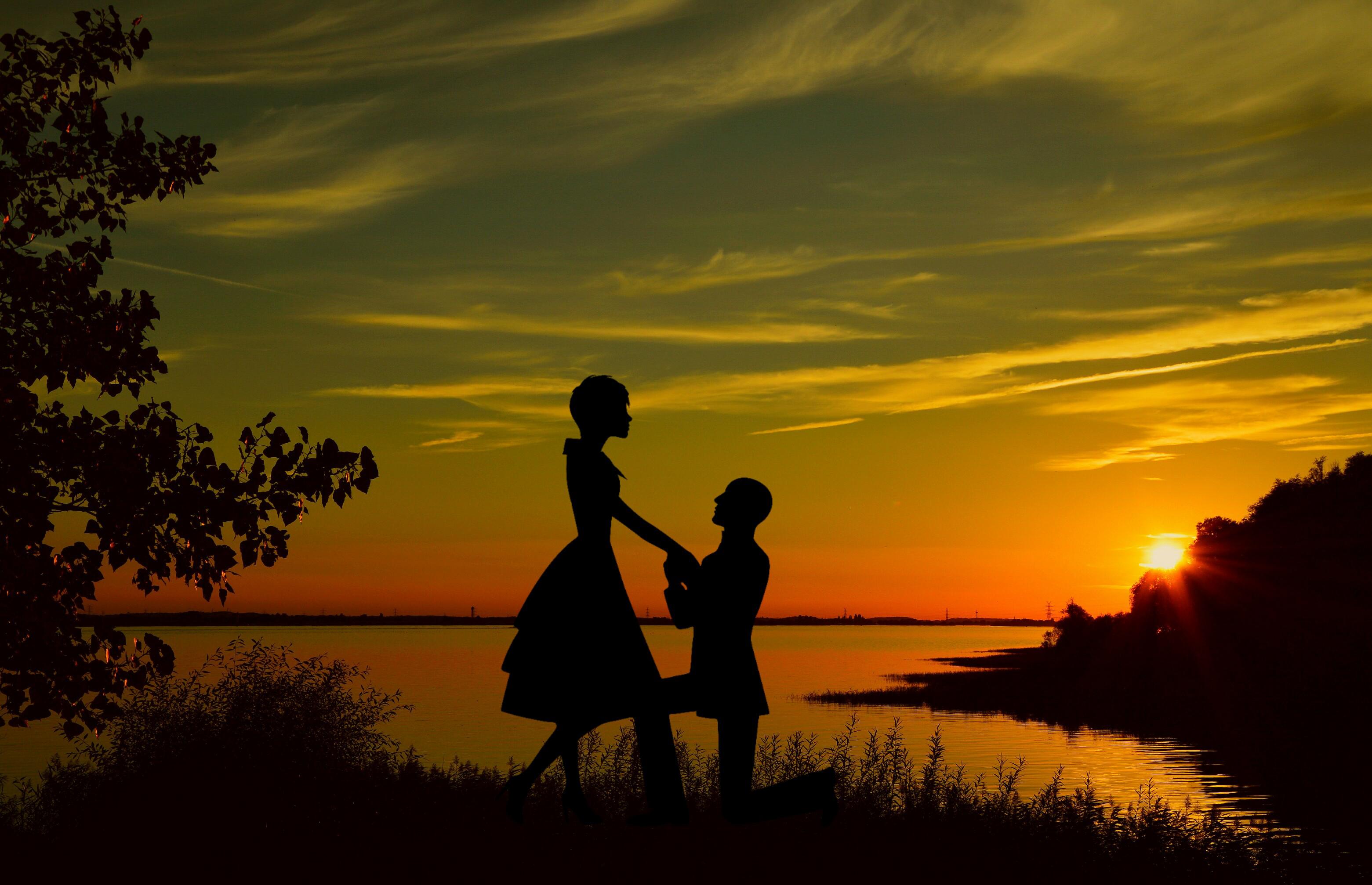 95 Romantic Love Proposal Wallpaper Gratis Terbaik