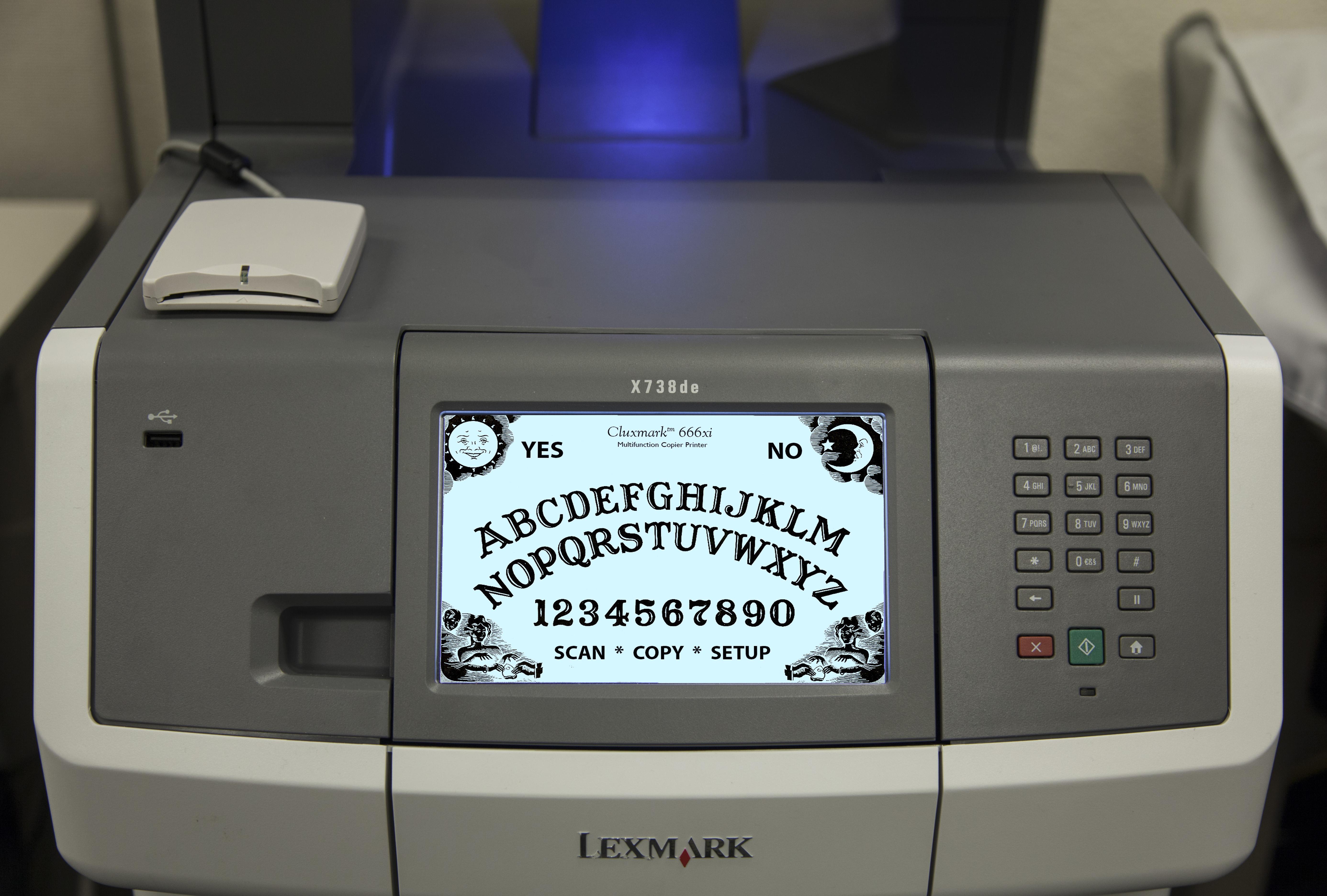 Télécharger scanner Lexmark x2670