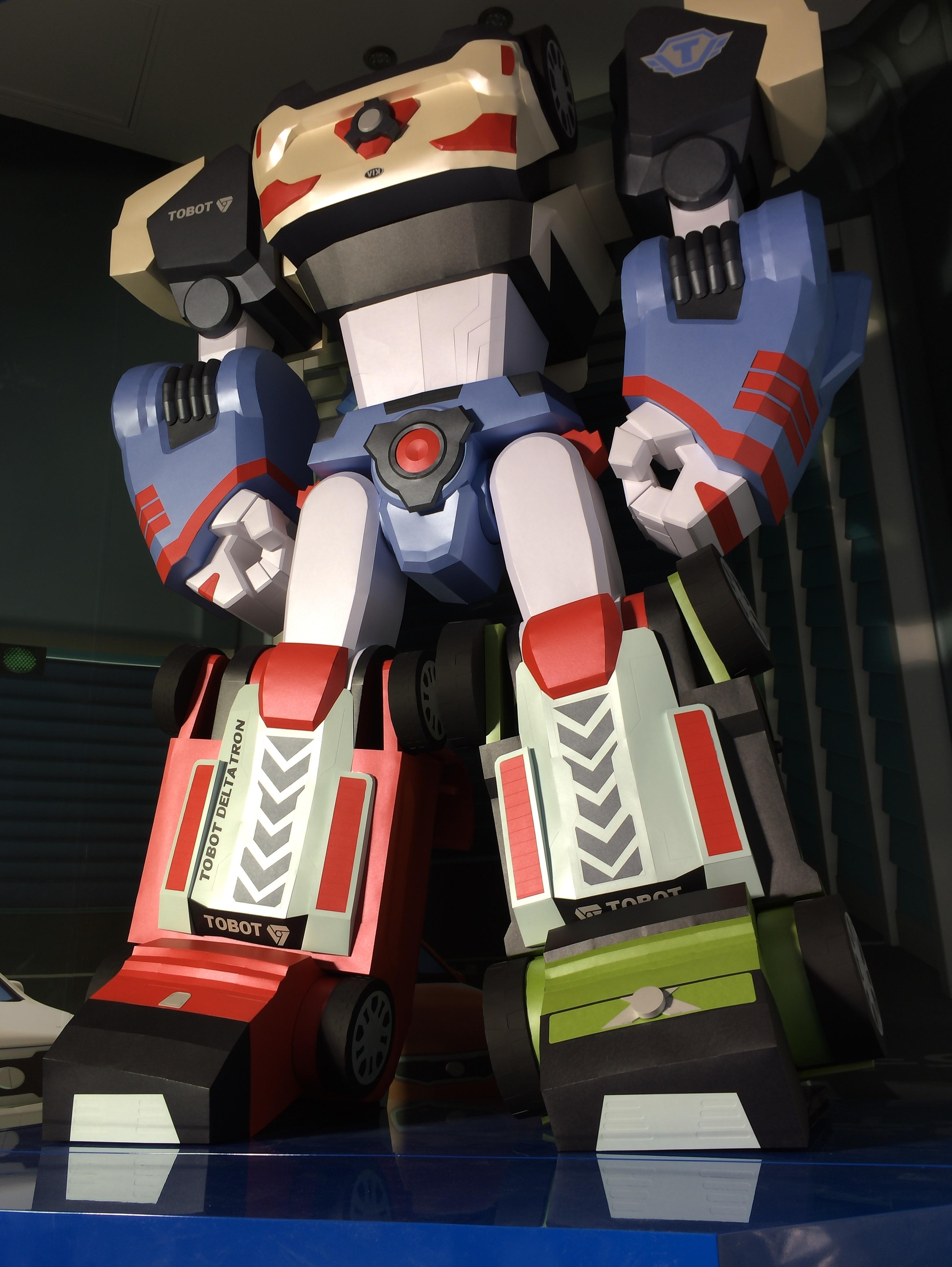 máy móc Đồ chơi Robot Con số hành động Anime Ảnh chụp màn hình Mecha Delta