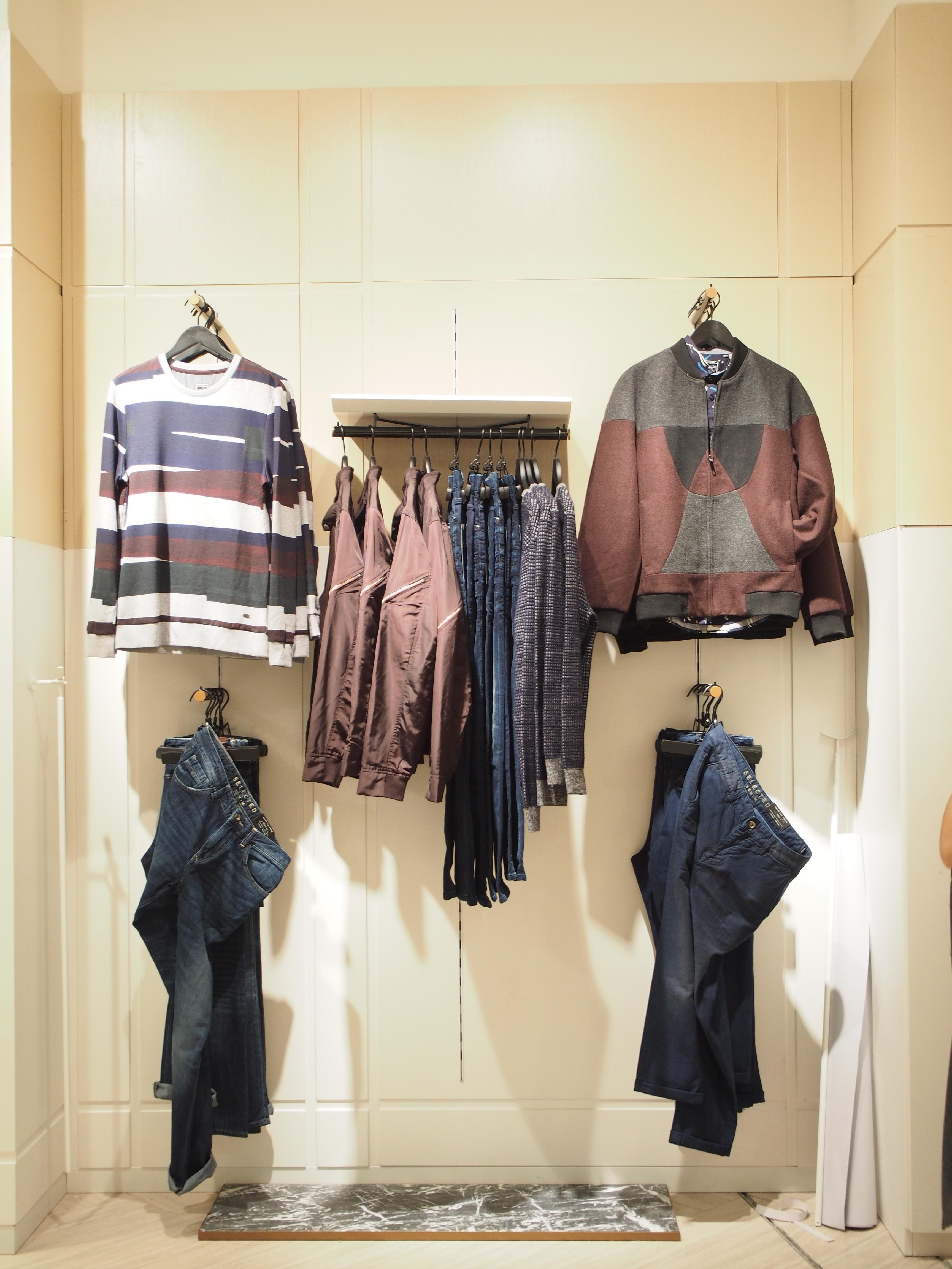 Fotos gratis : masculino, tienda, Moda, ropa, mueble, habitación ...