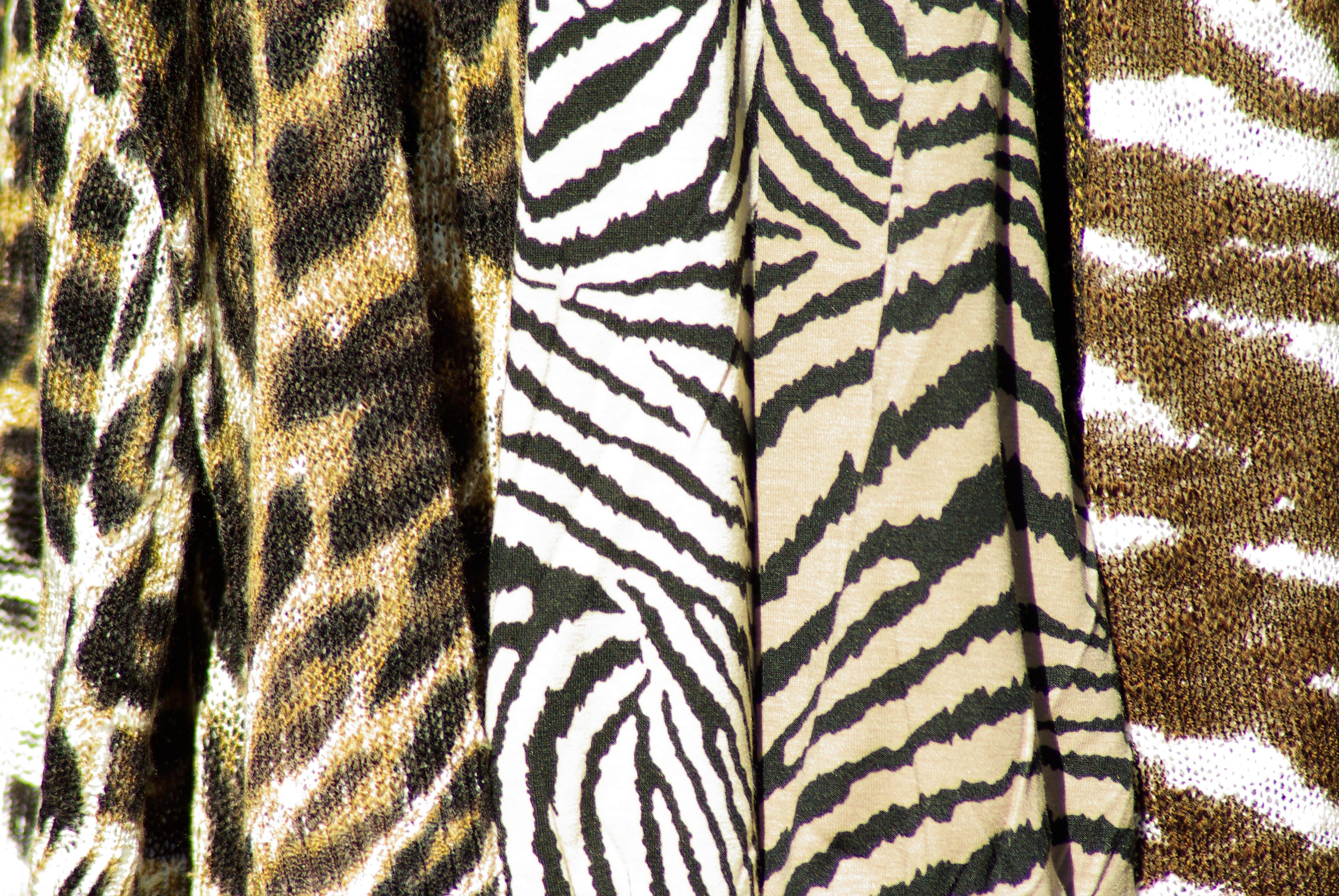 Free Images : fauna, zebra, knitting, vertebrate, fabrics, tawny ...