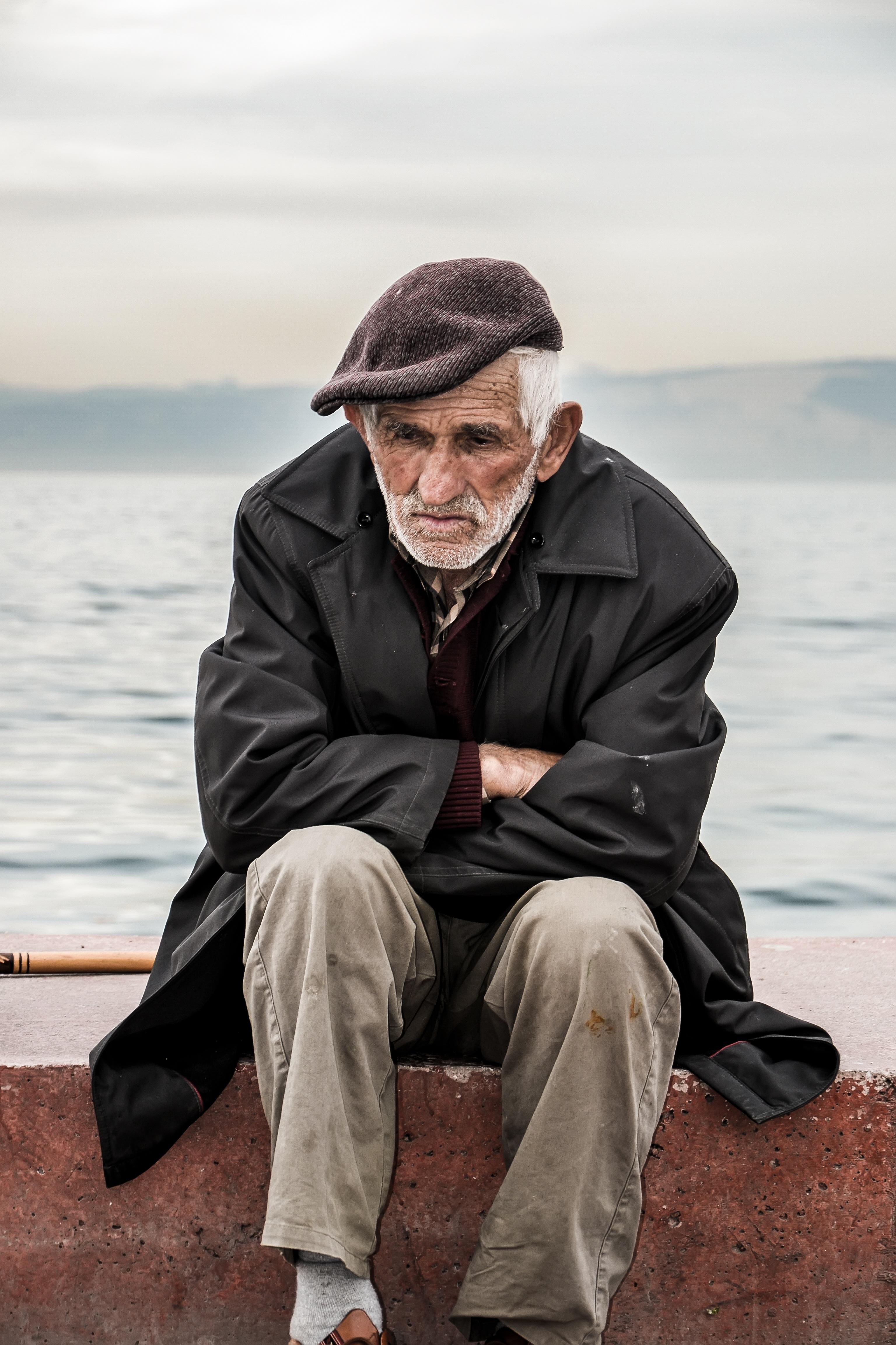 необычность это фото одиноких стариков несколько