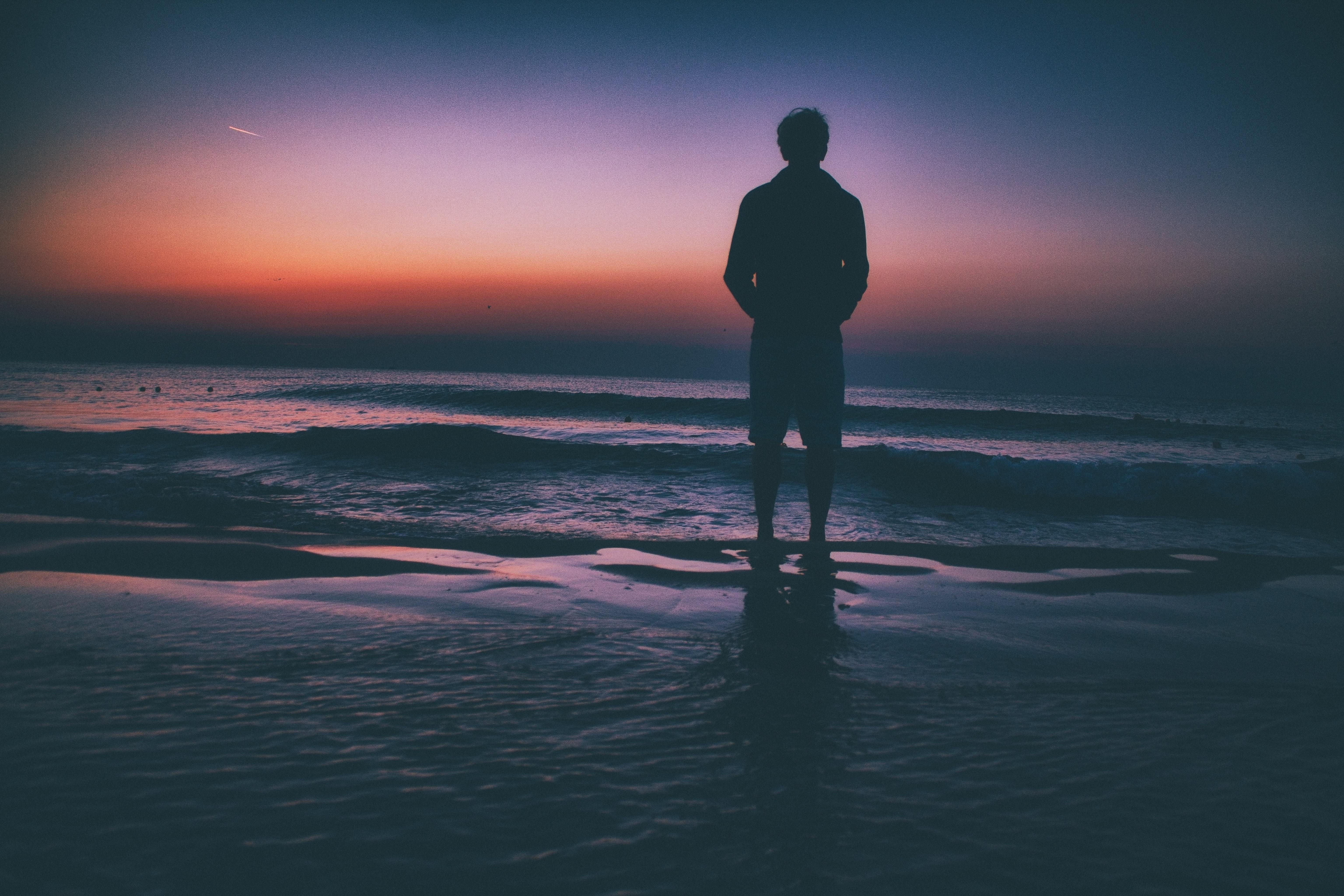 Открытки, одиночество в картинках для парней