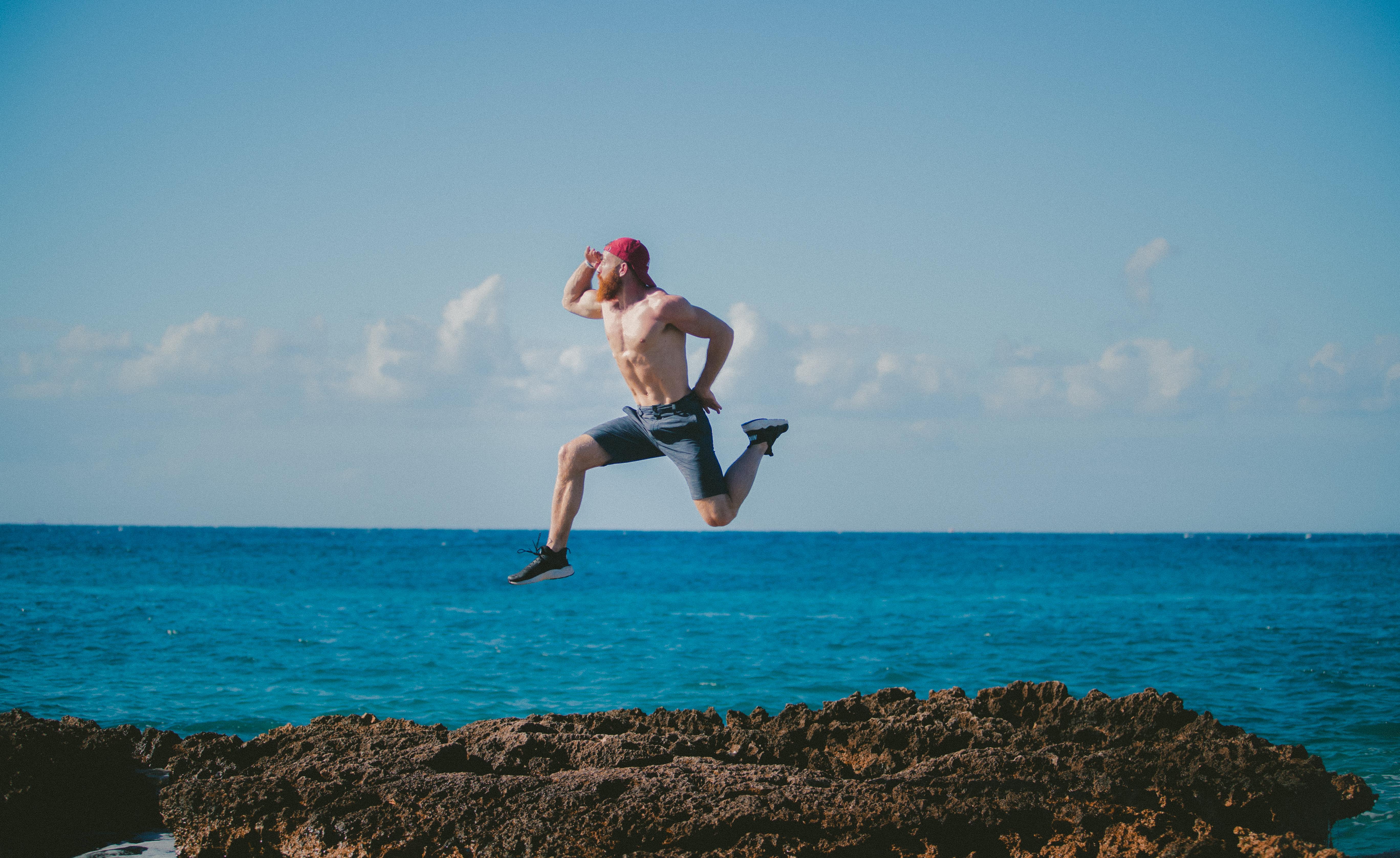 картинки прыжок море видео сиа