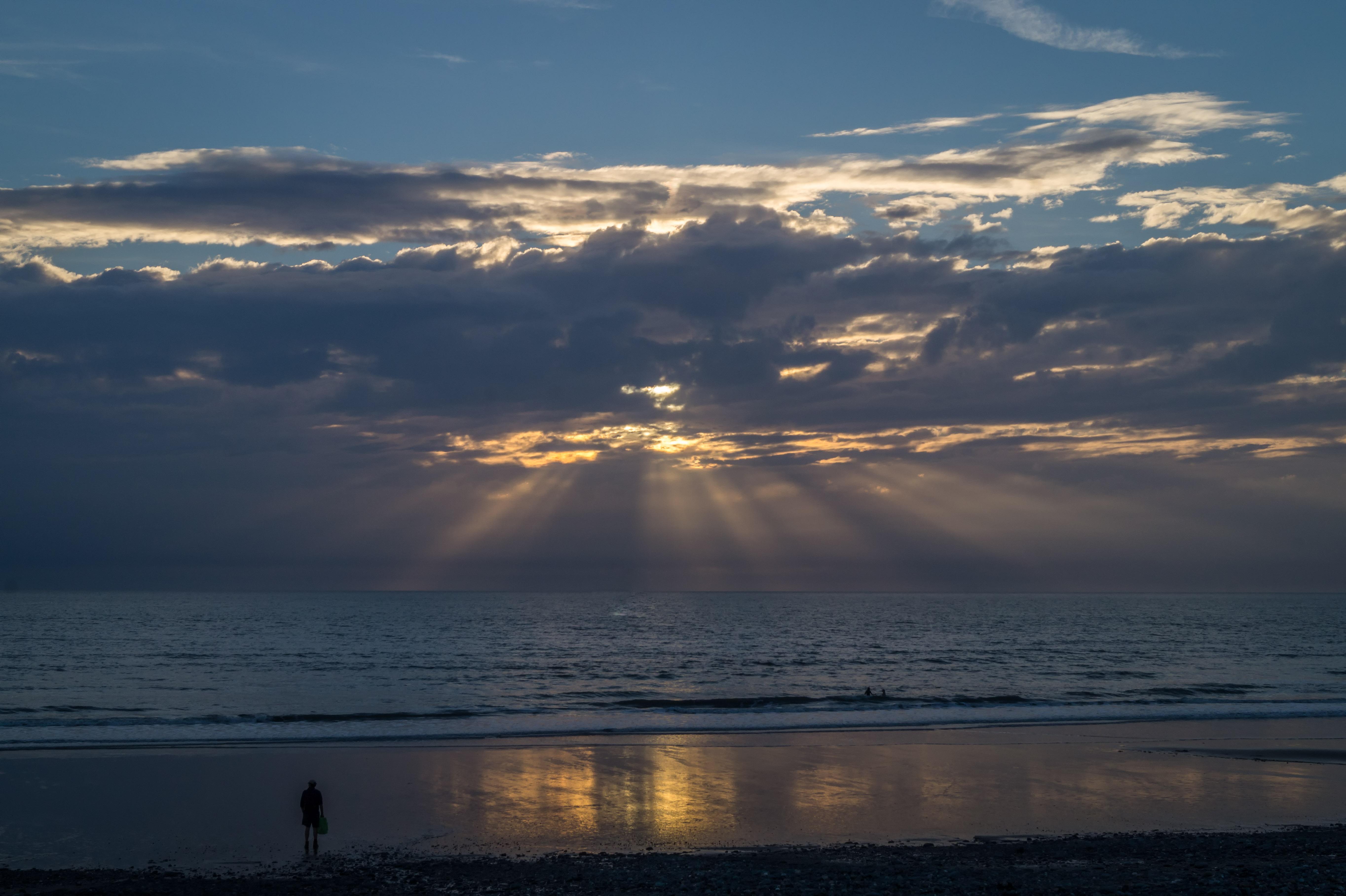 Free Images man beach sea coast