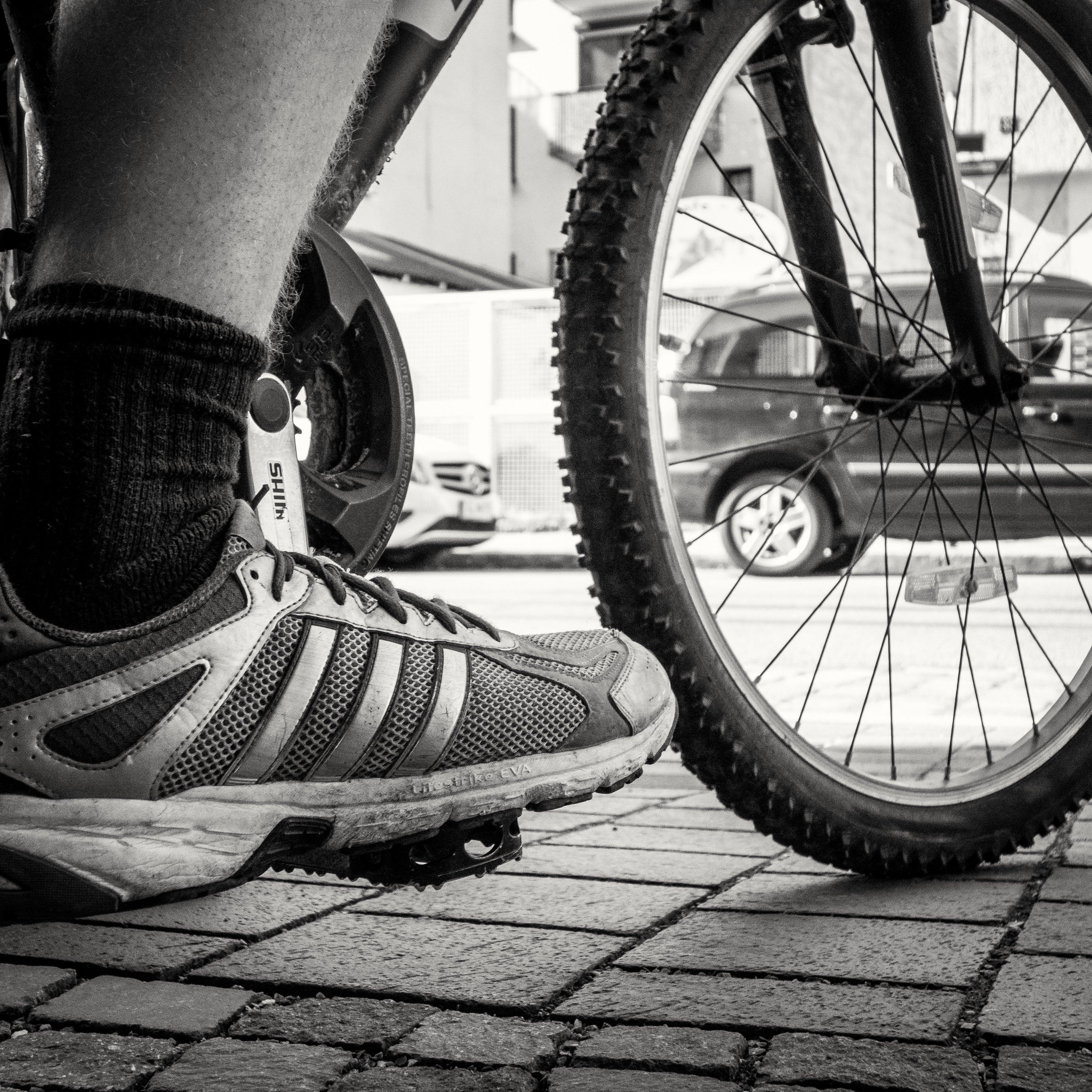 zapatillas bicicleta montaña hombre adidas