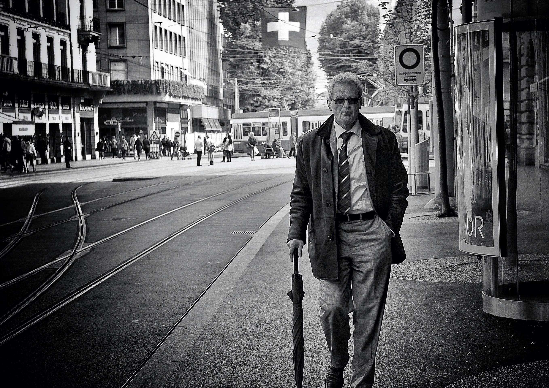 Фото уличных человек
