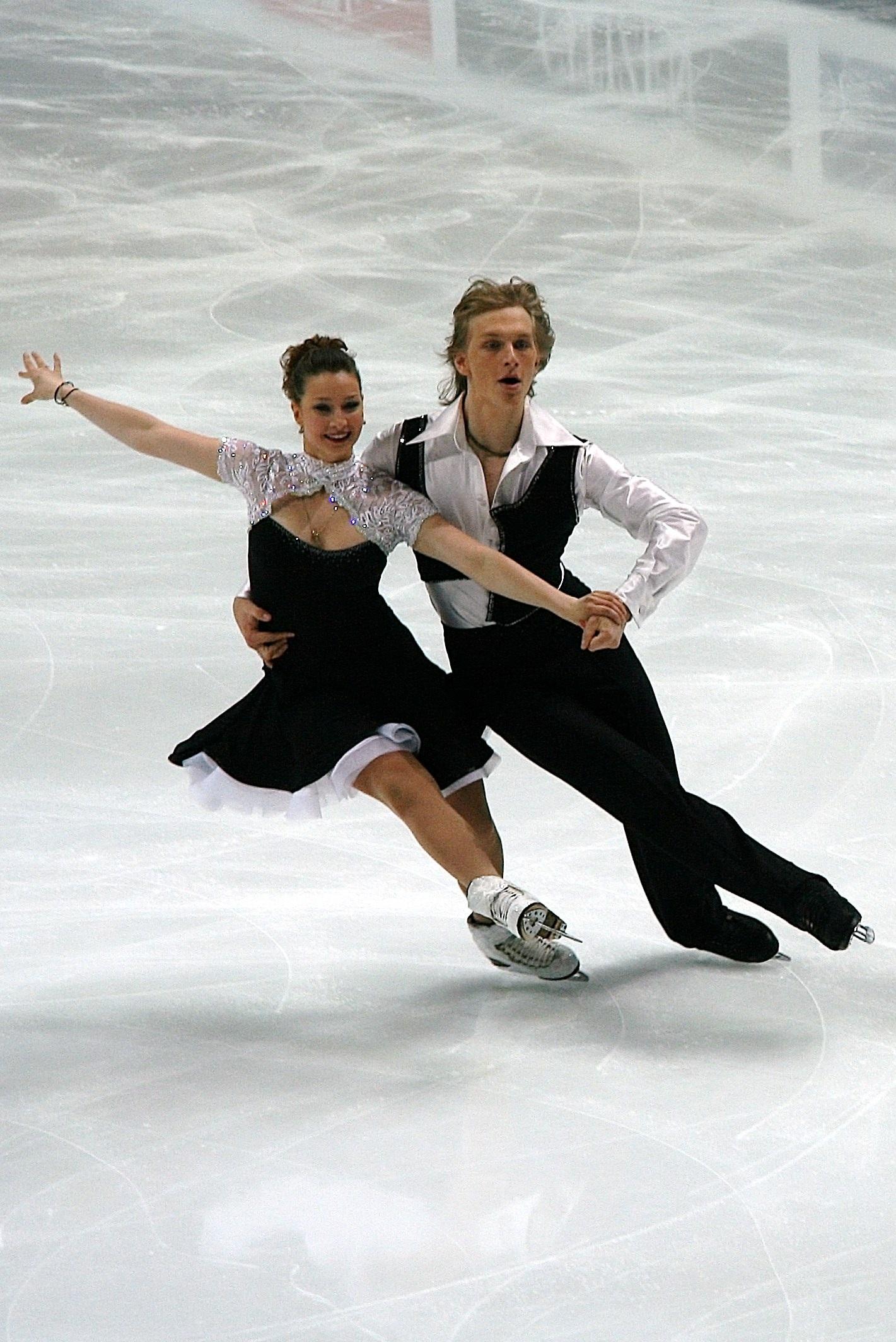 figure skating winter sports