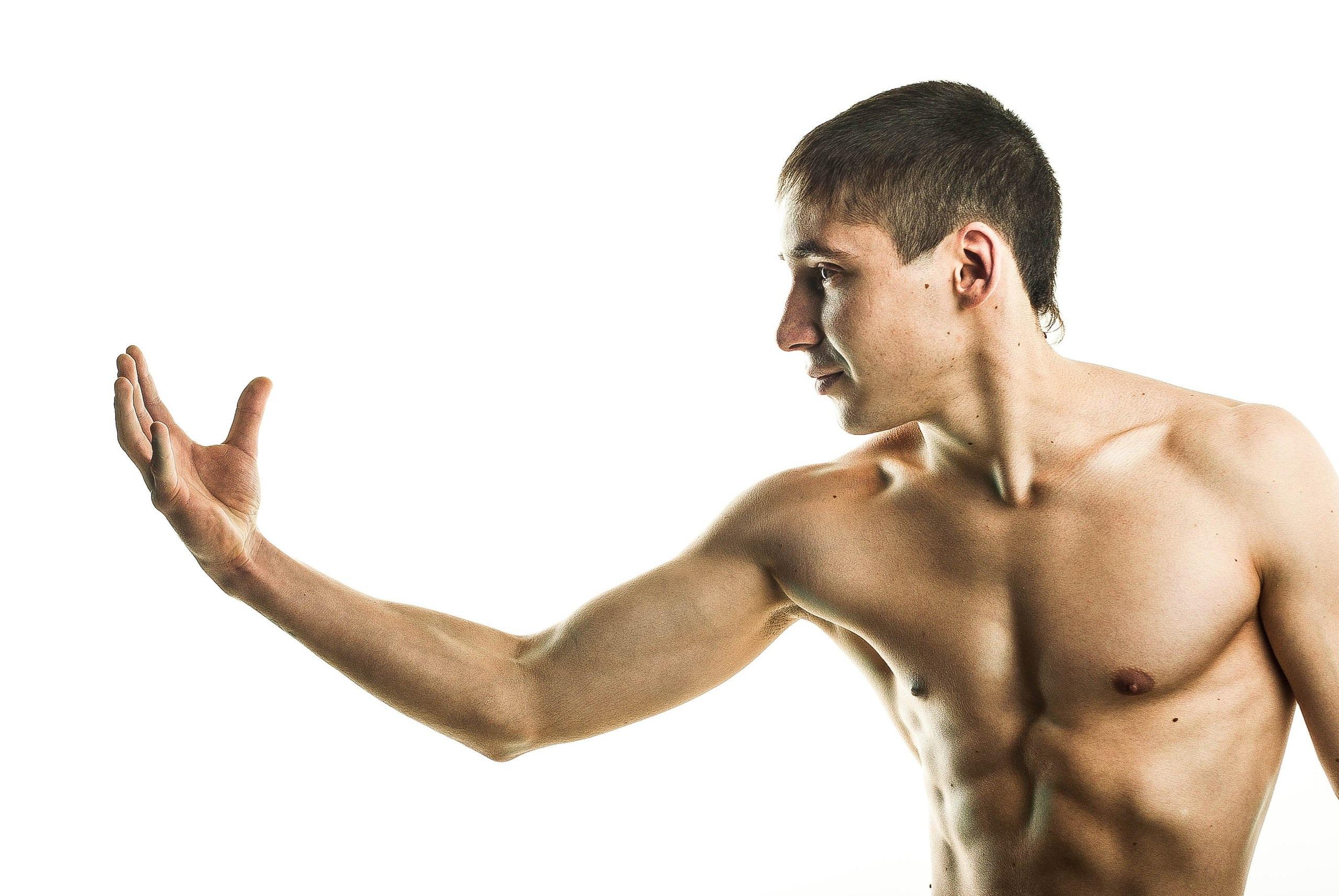 músculo chico
