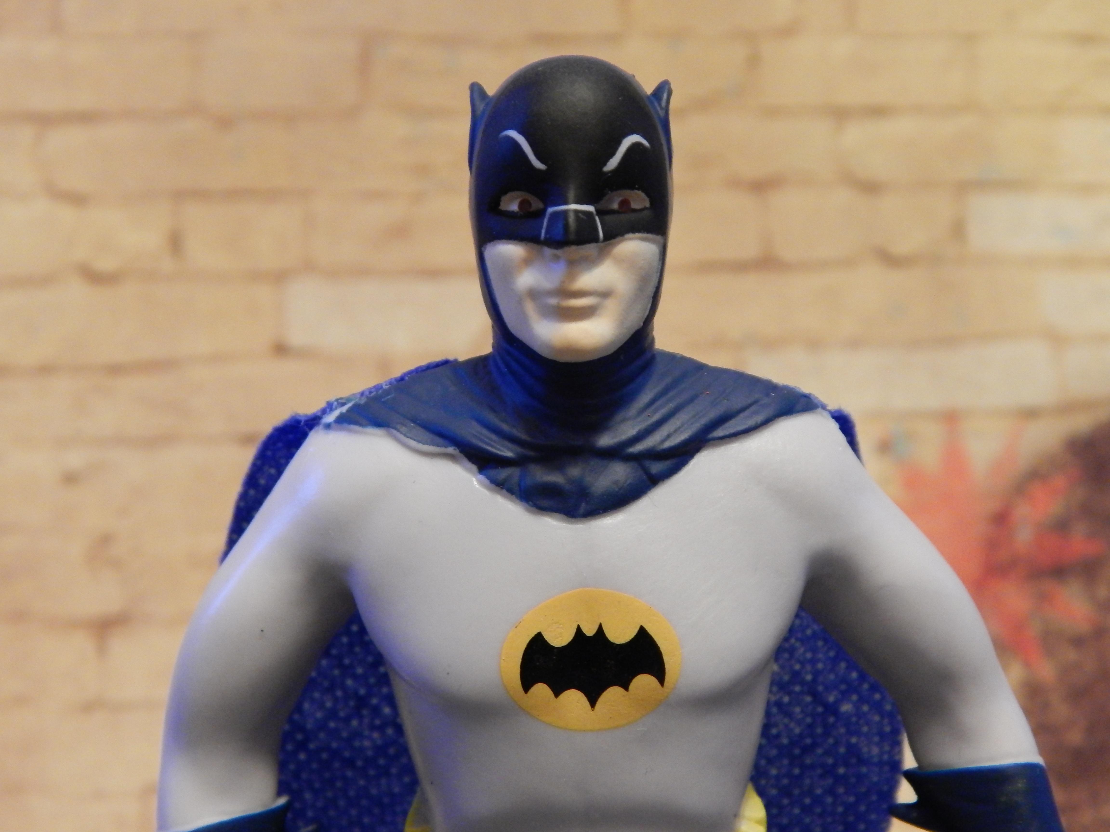 muž mužský modrý hračka Bat-man maska přestrojení akční figurka charakter  netopýr kostým komik pelerína 2738e73d81c