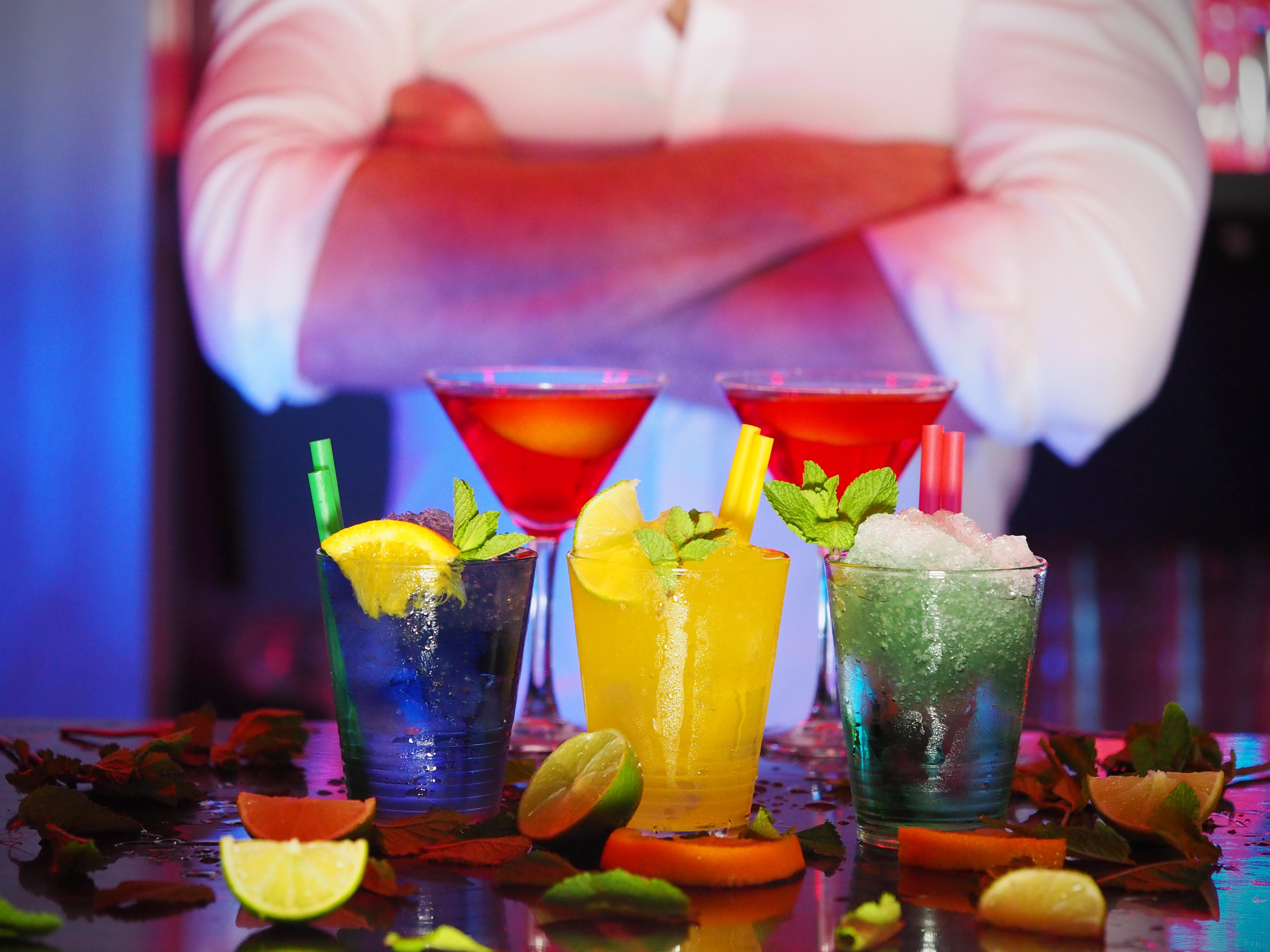 Прикольные картинки с коктейлями, днем рождения