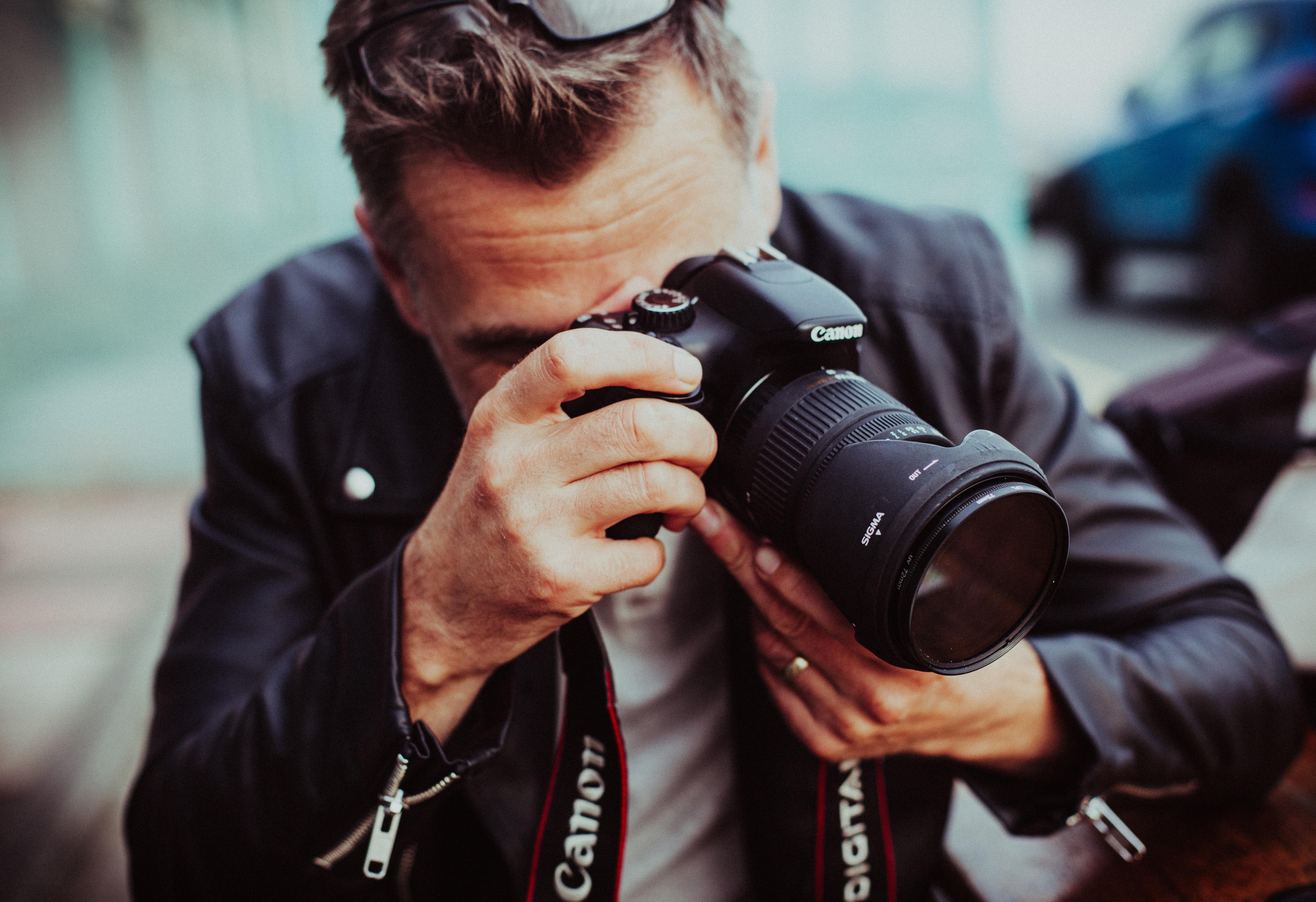 сайты о фотографии и фототехнике близким людям