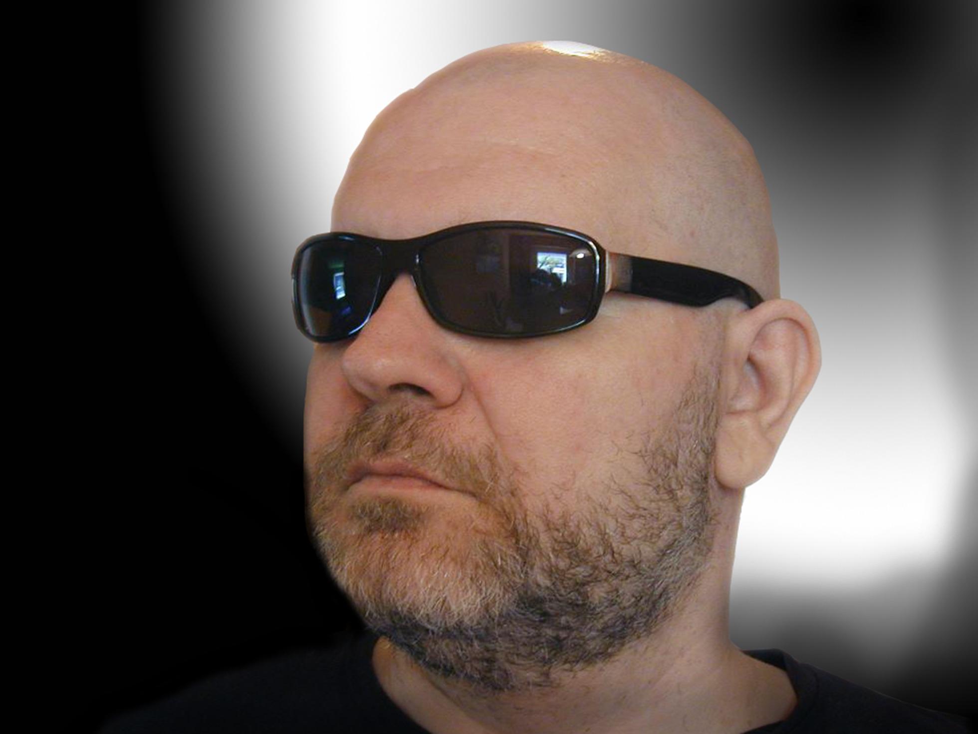 Очки для лысого мужчины фото — 11