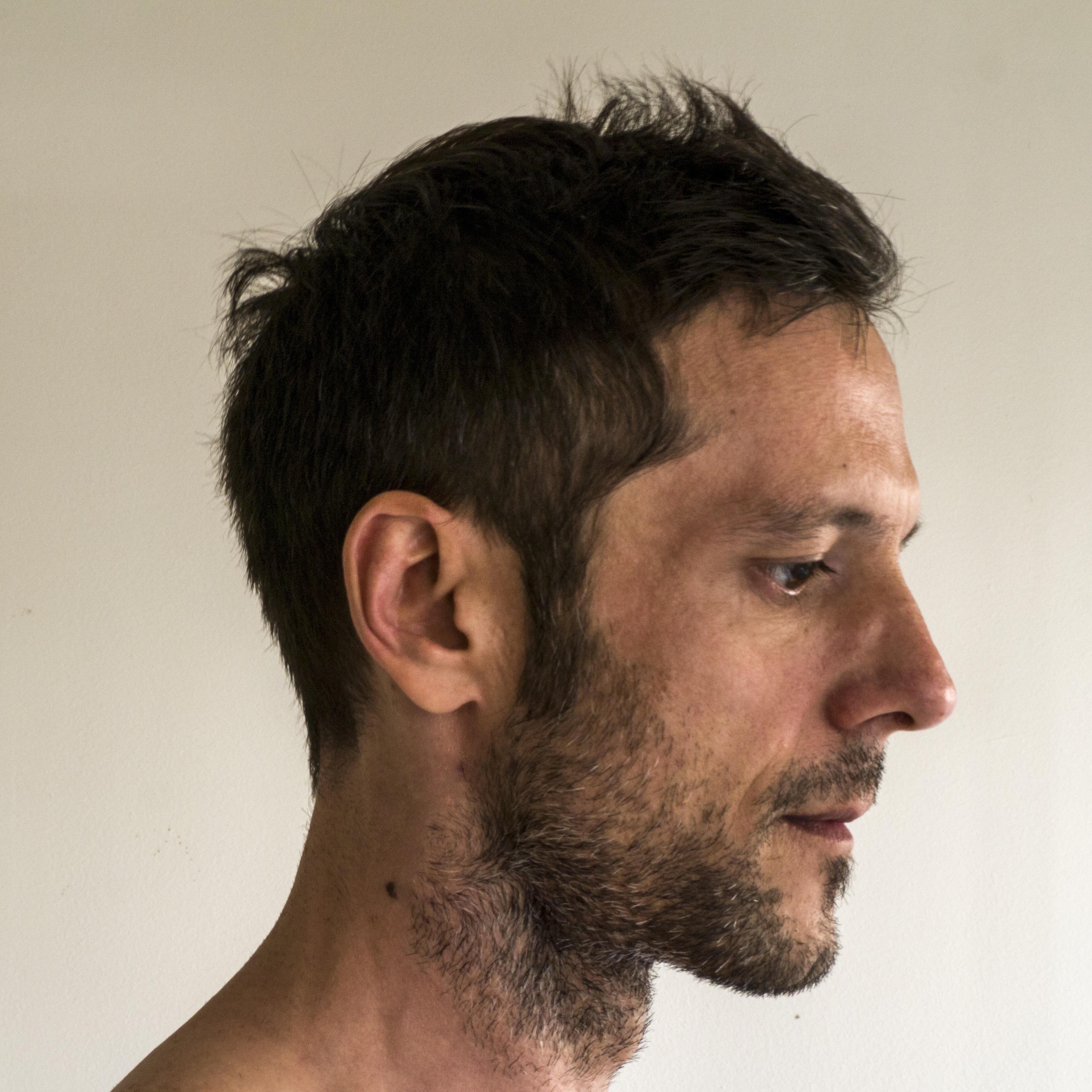 картинка профиль лицо мужчины