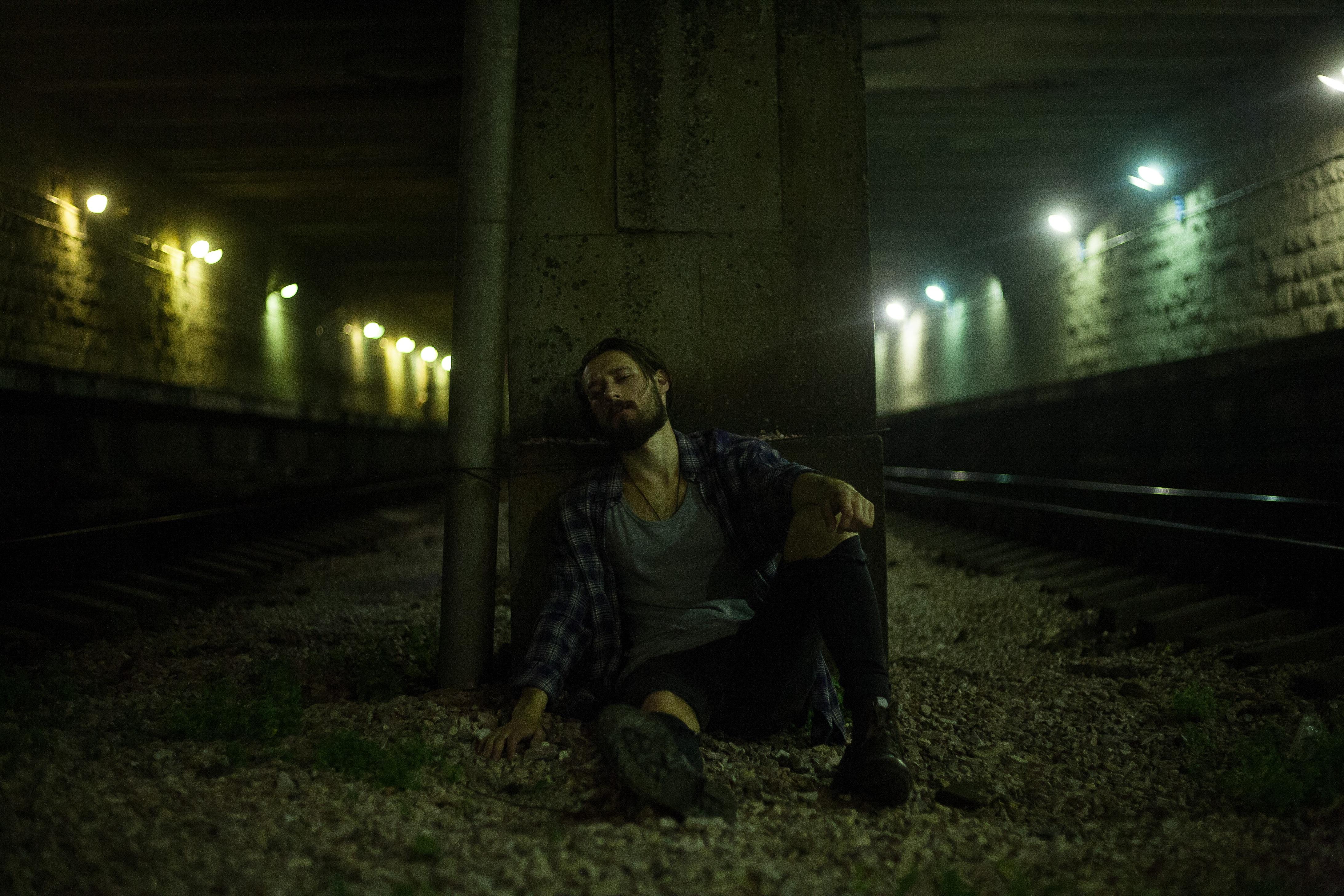 очень опытный пример фото человека в темноте вас есть возможность